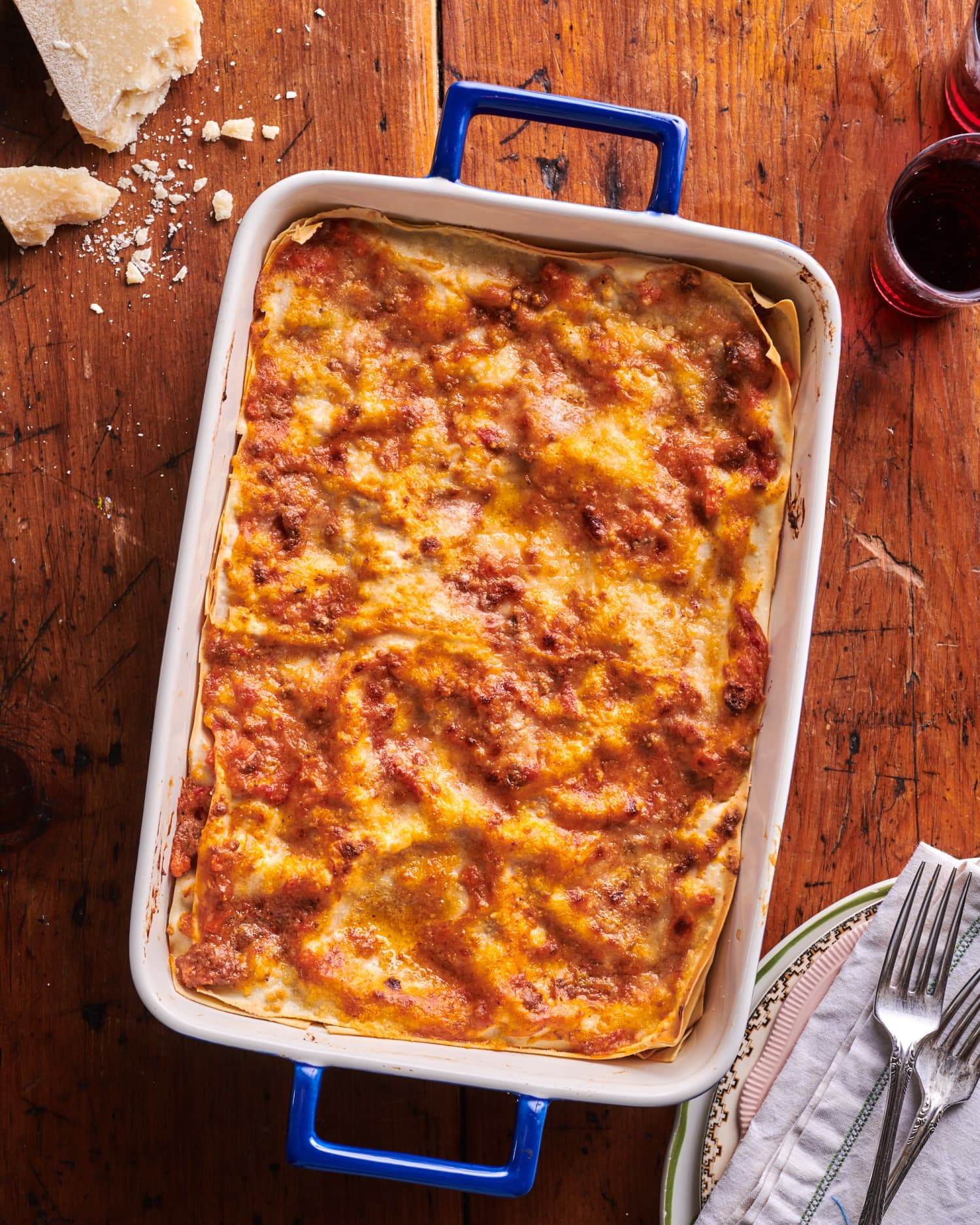 Lasagne alla Bolognese Is the Italian Classic You Should Know How to Make
