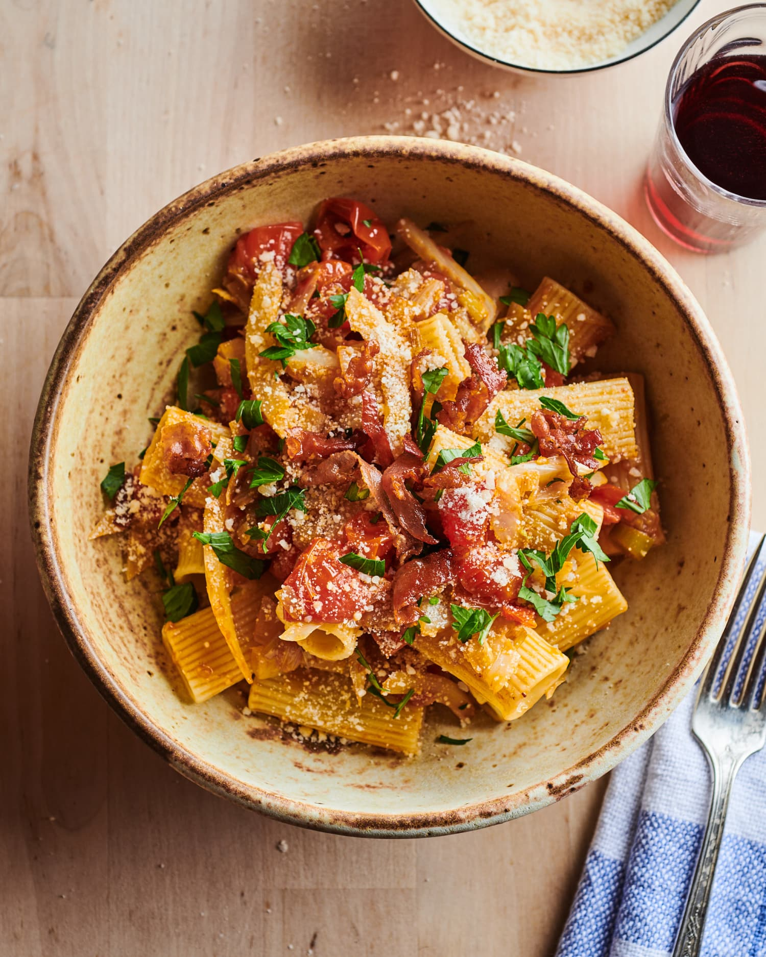 Our Current Pasta Obsession Comes Straight from Rome