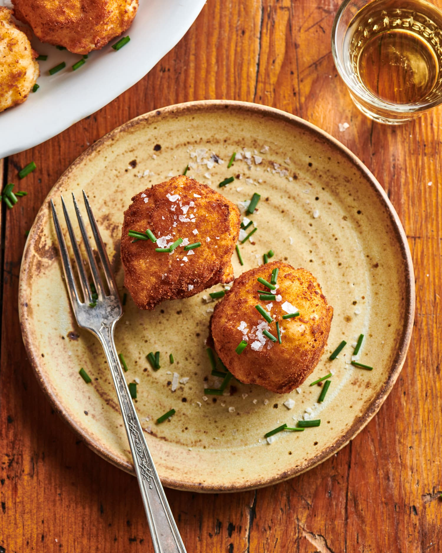 Transform Your Leftover Mashed Potatoes into Crispy, Cheese-Stuffed Croquettes