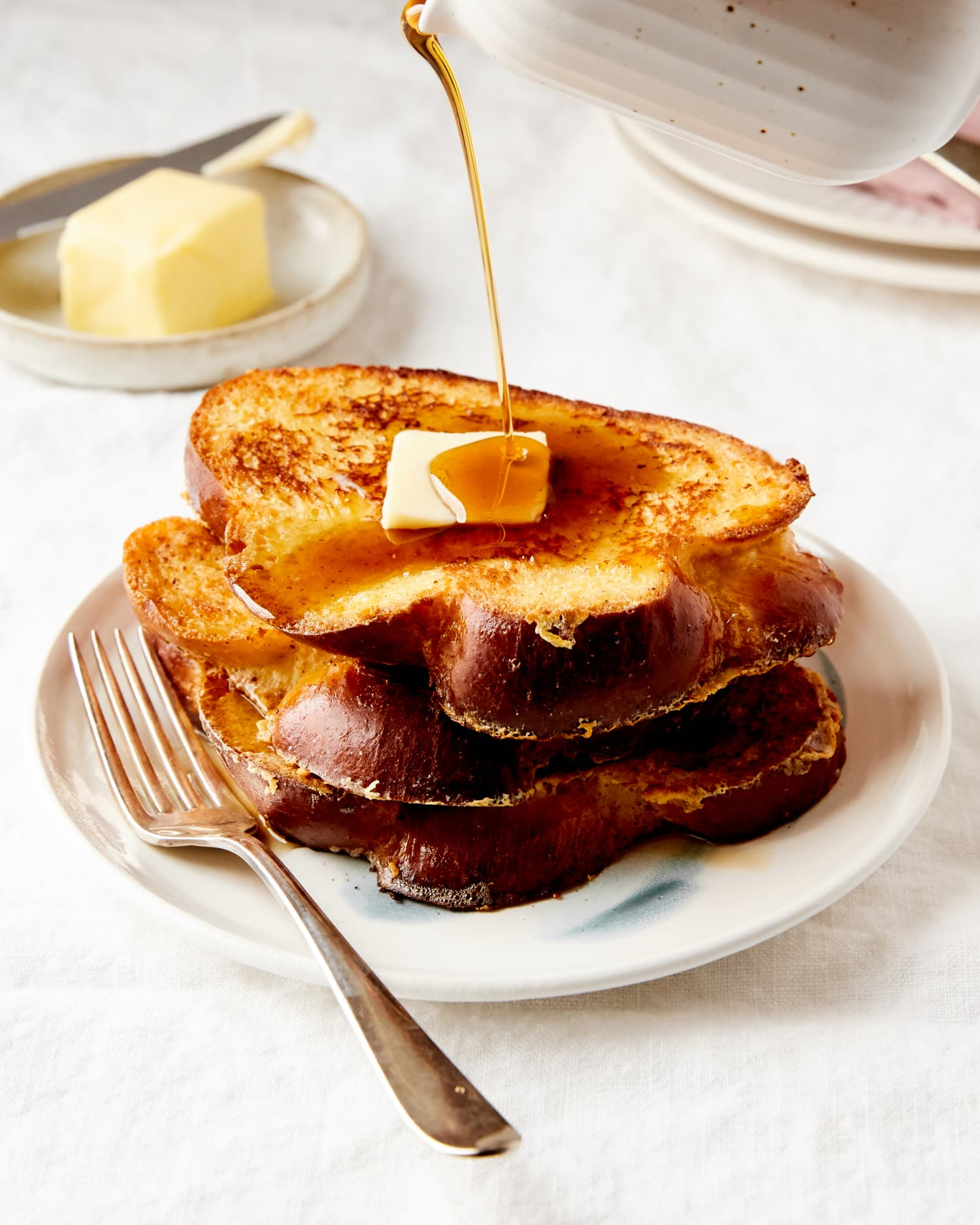 This Double-Dipping Technique Is the Secret to the Best French Toast of Your Life