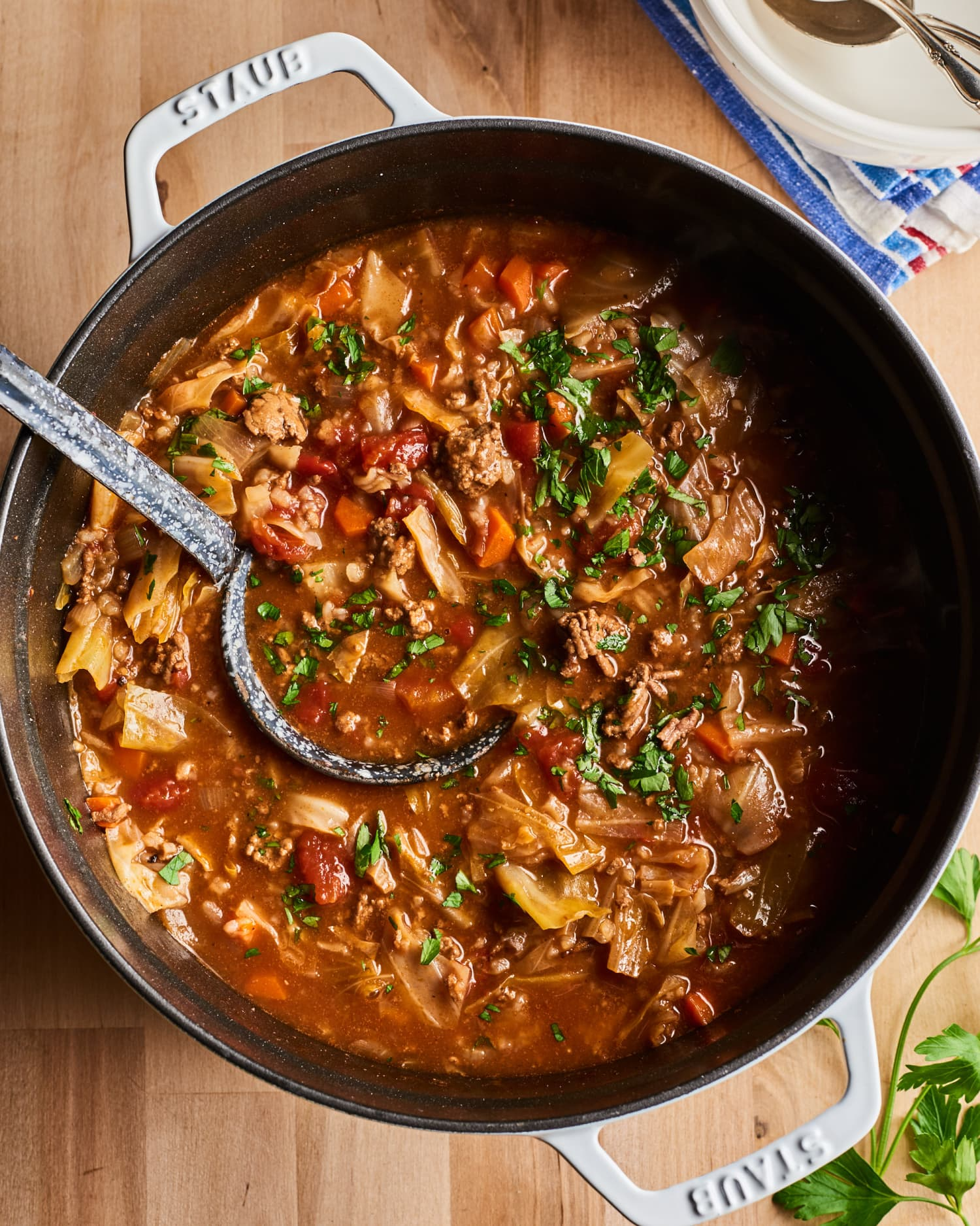 Cabbage Roll Soup Is Everything You Love About the Classic (but So Much Easier)