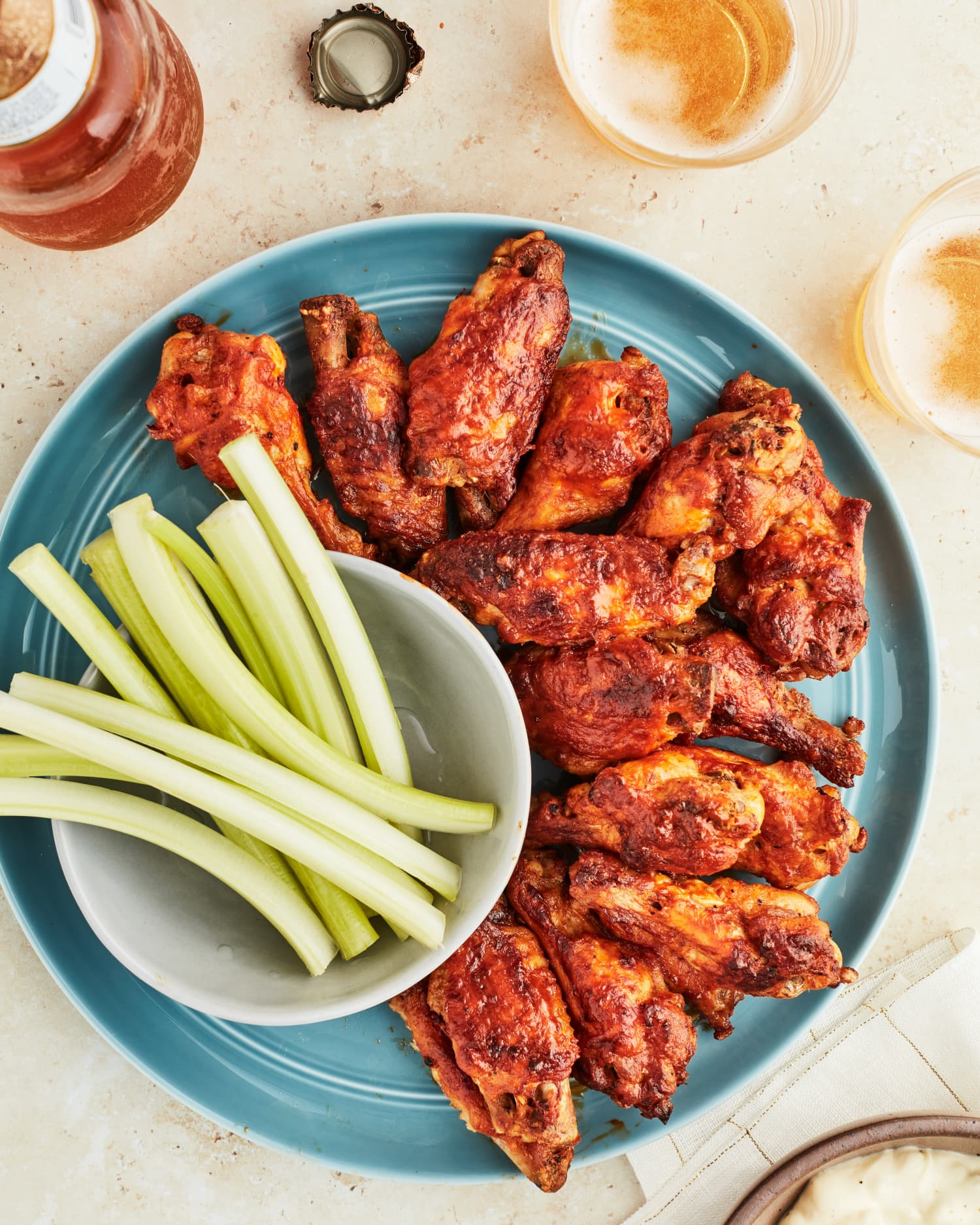 Instant Pot Chicken Wings Are Fall-off-the-Bone-Tender