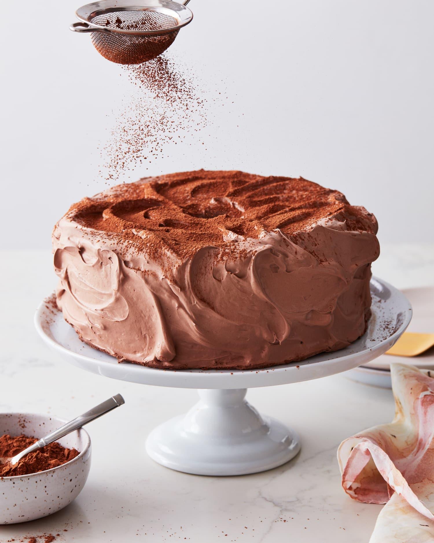 Desserts cover image