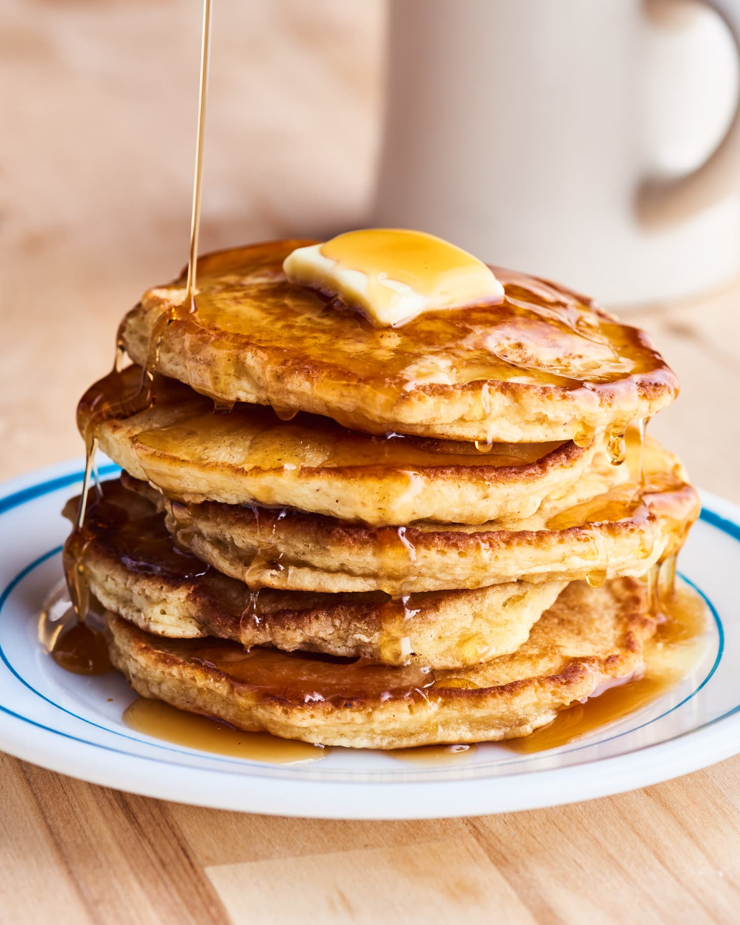 These Soft & Fluffy Fonio Pancakes Are Packed with Protein