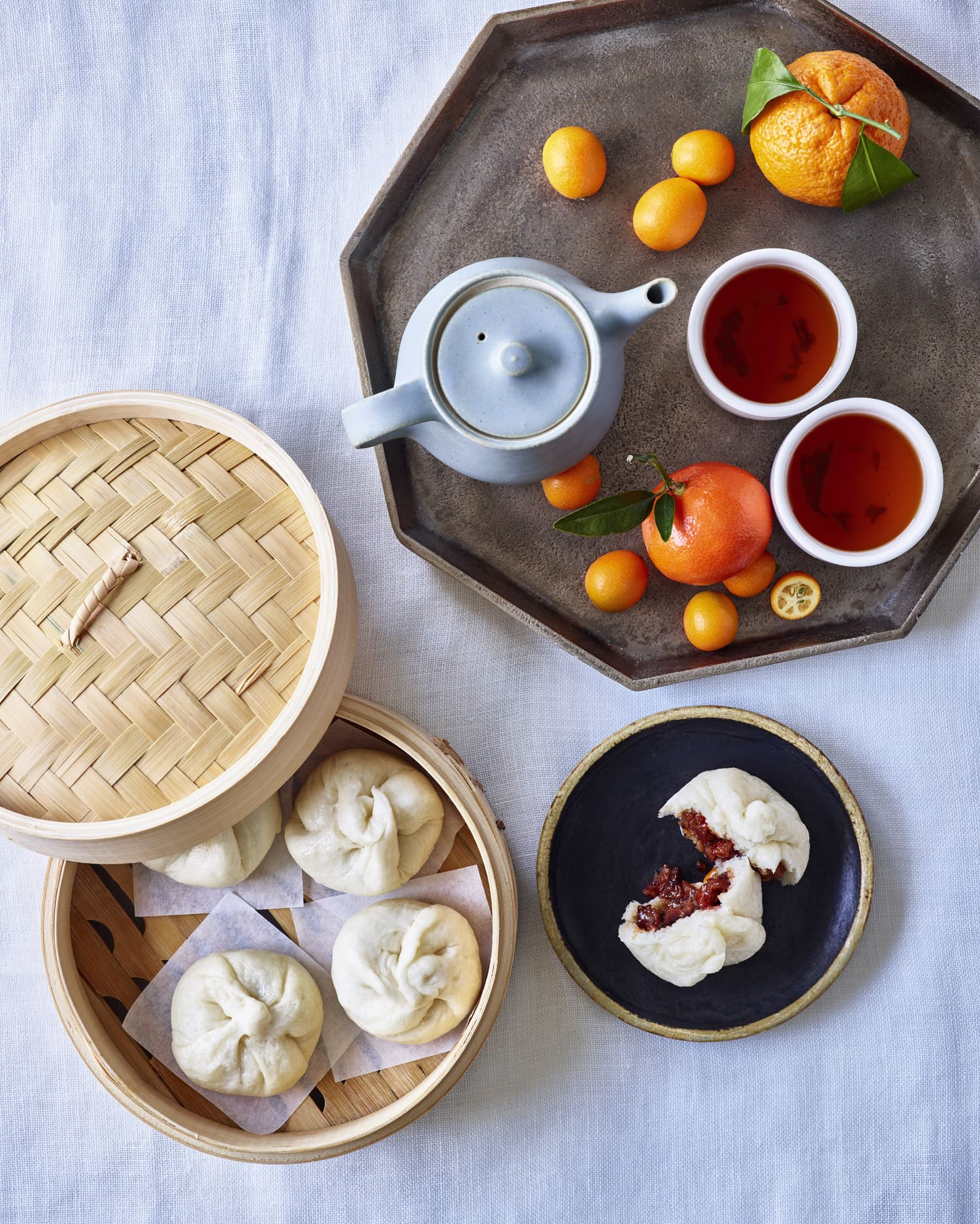 Chinese Steamed Pork Buns Are Pure Comfort To Me. Here's How I Make Them at Home.