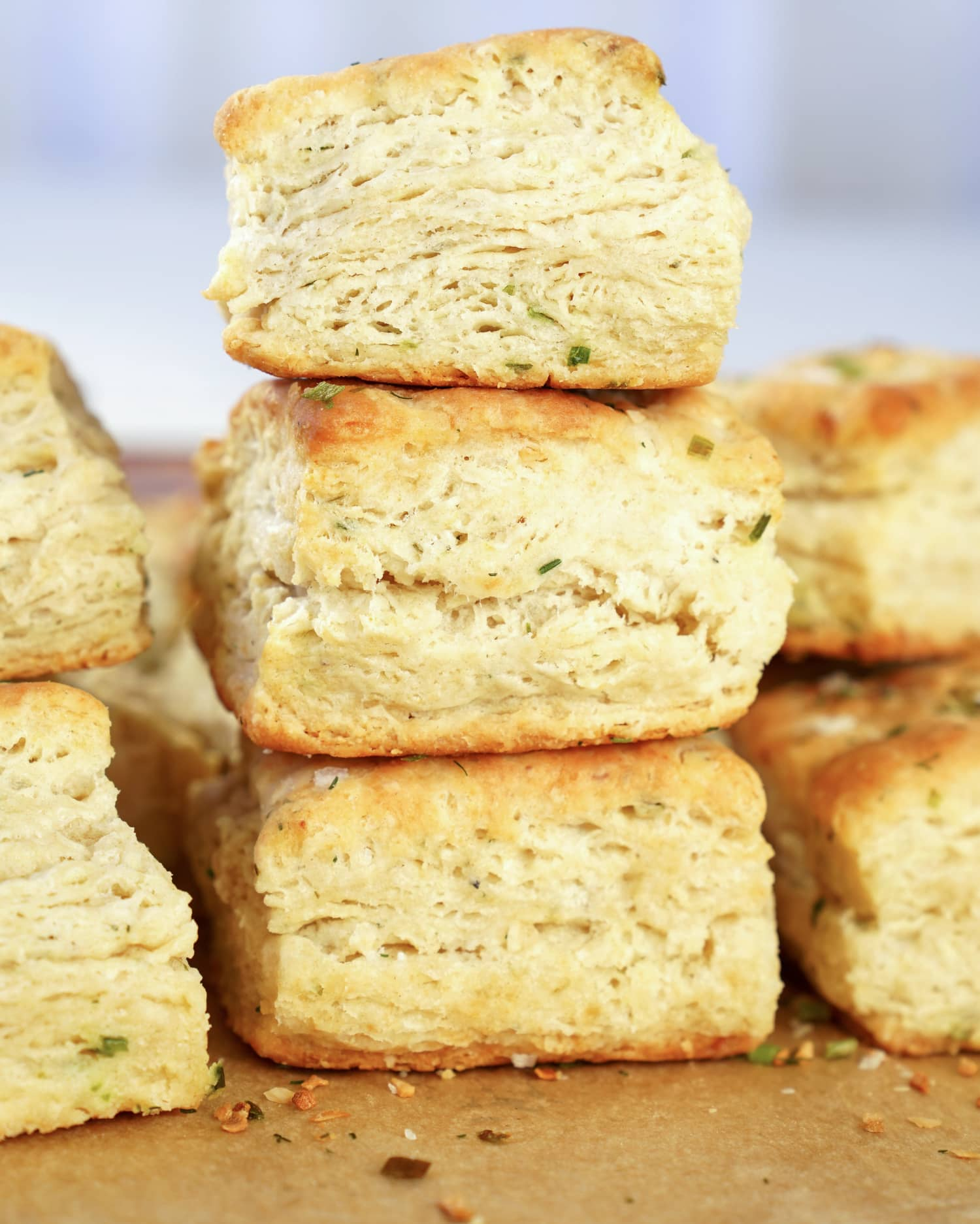 Ranch Biscuits Are Like Regular Biscuits, Only Better