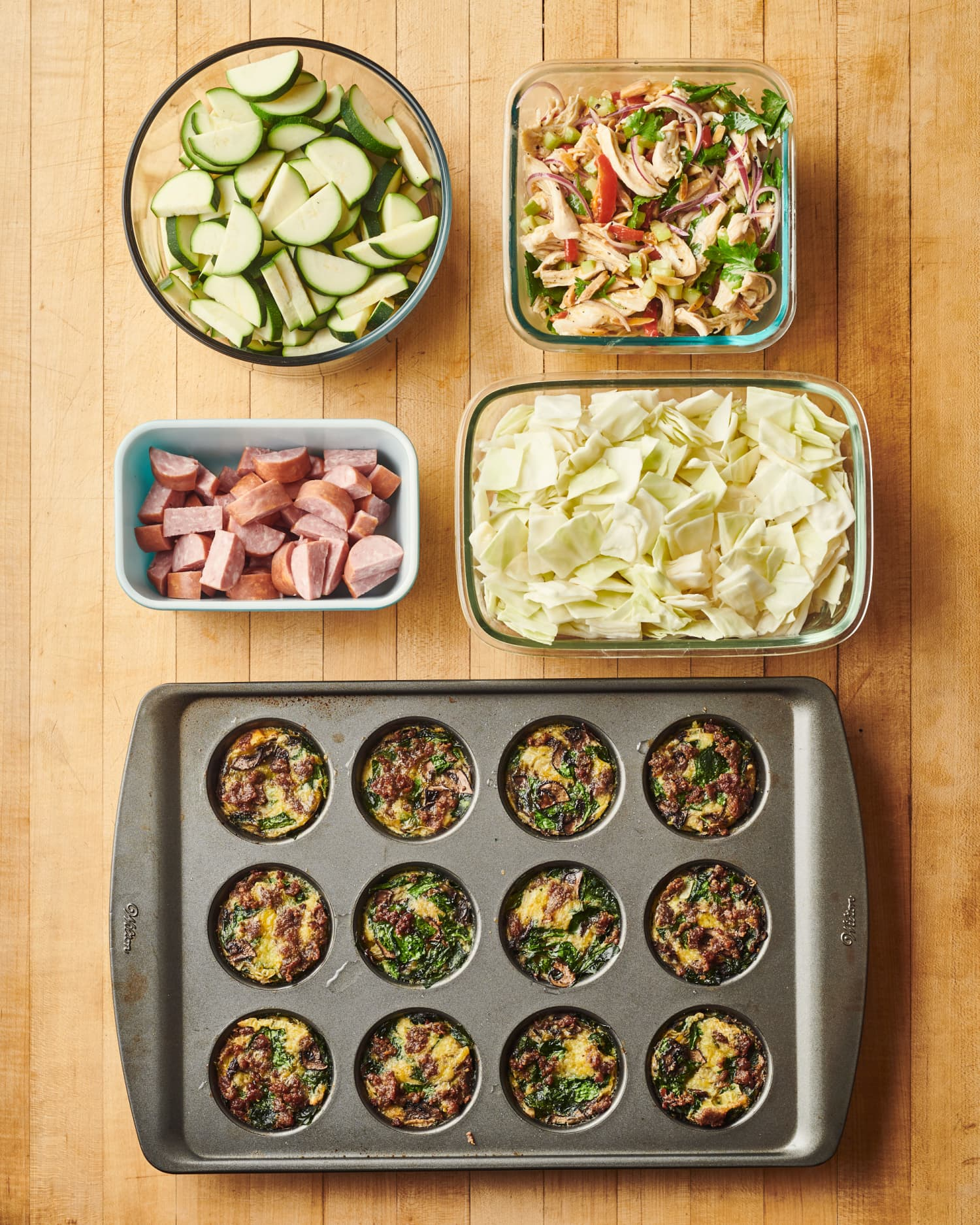 Meal Prep Plan: How I Prep a Week of Simple Keto Meals
