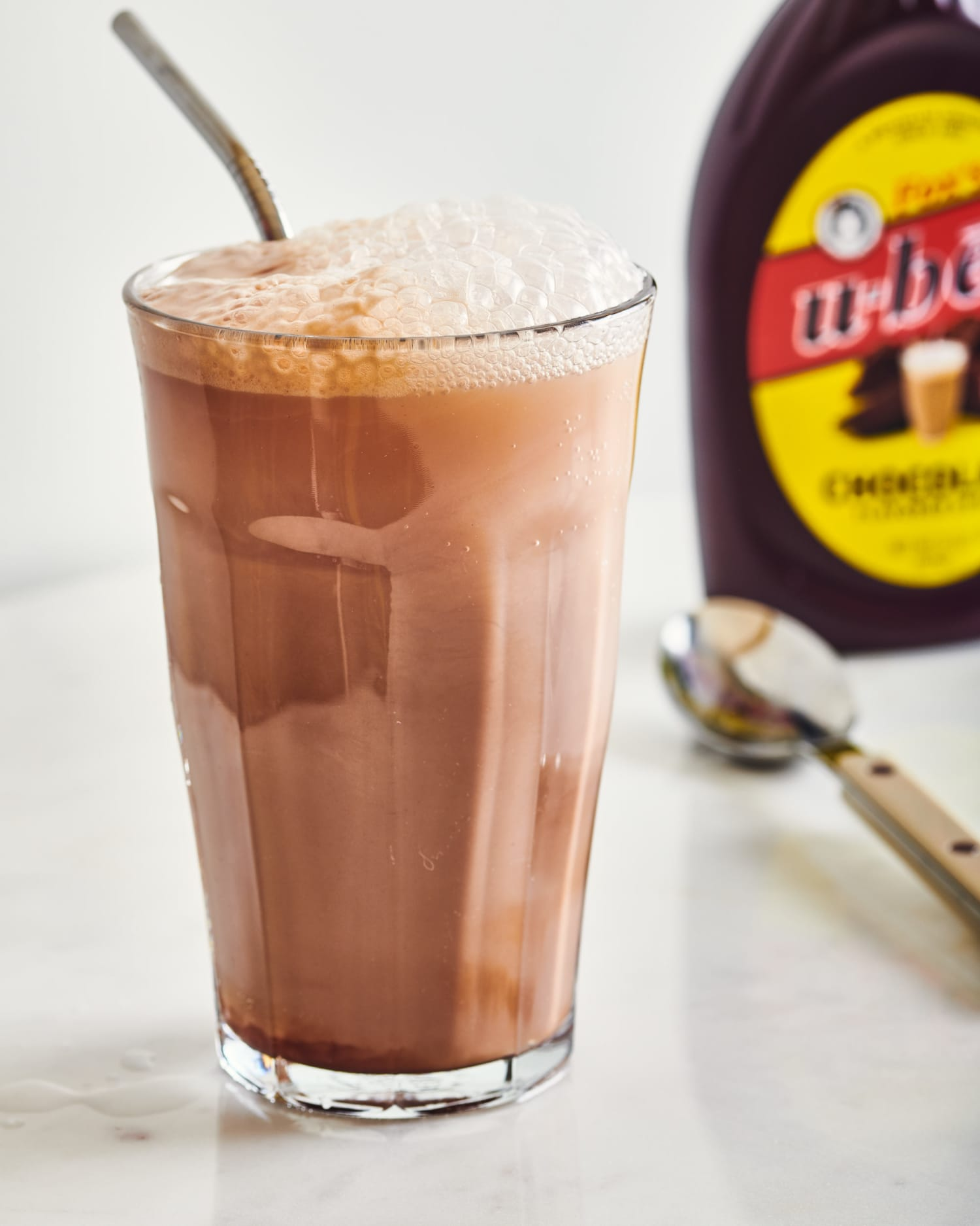 I Went on a Quest to Make the Perfect Diner-Style Egg Cream. Here's the Final Recipe.