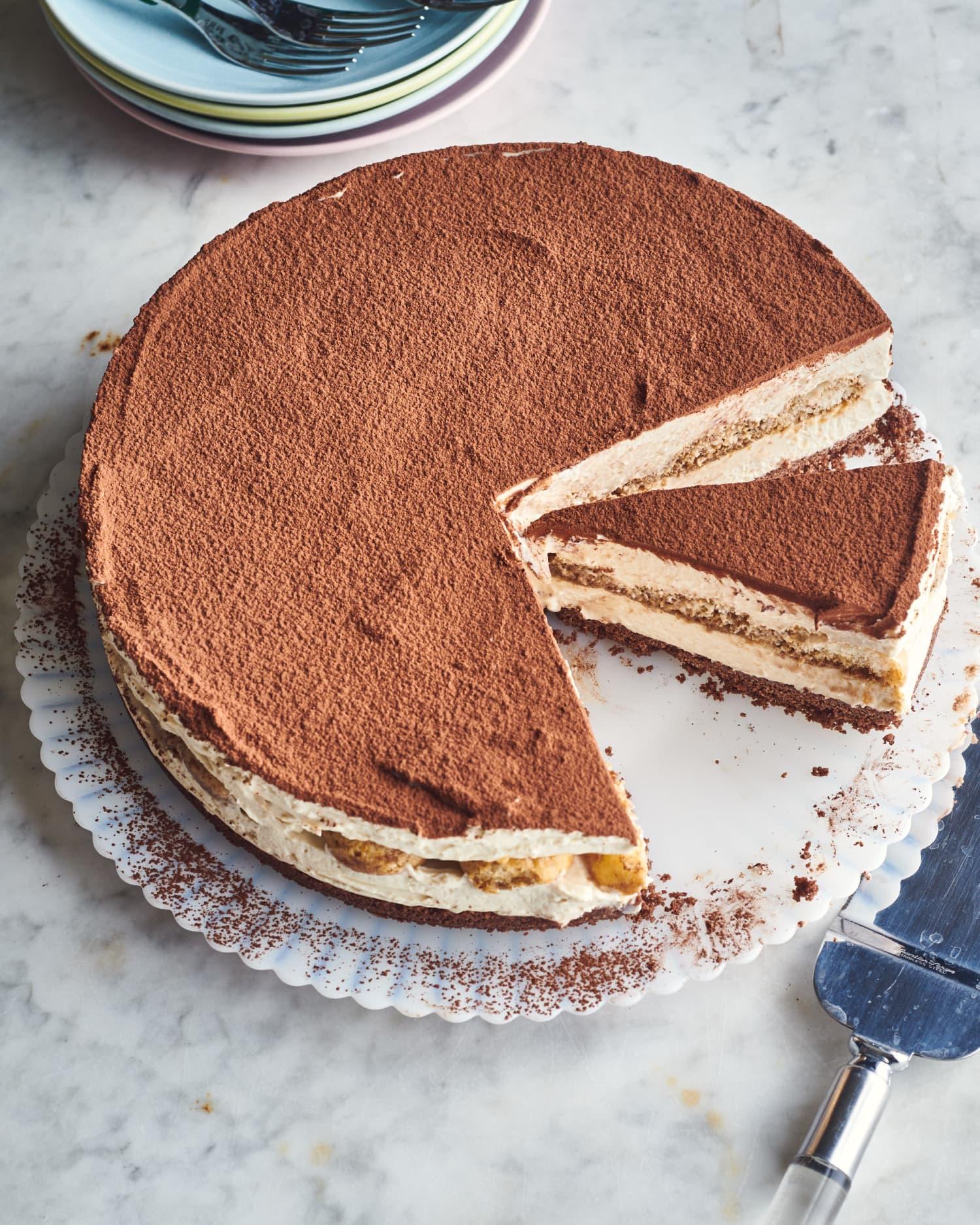 No-Bake Tiramisu Cheesecake Is as Good (and Easy!) as It Sounds