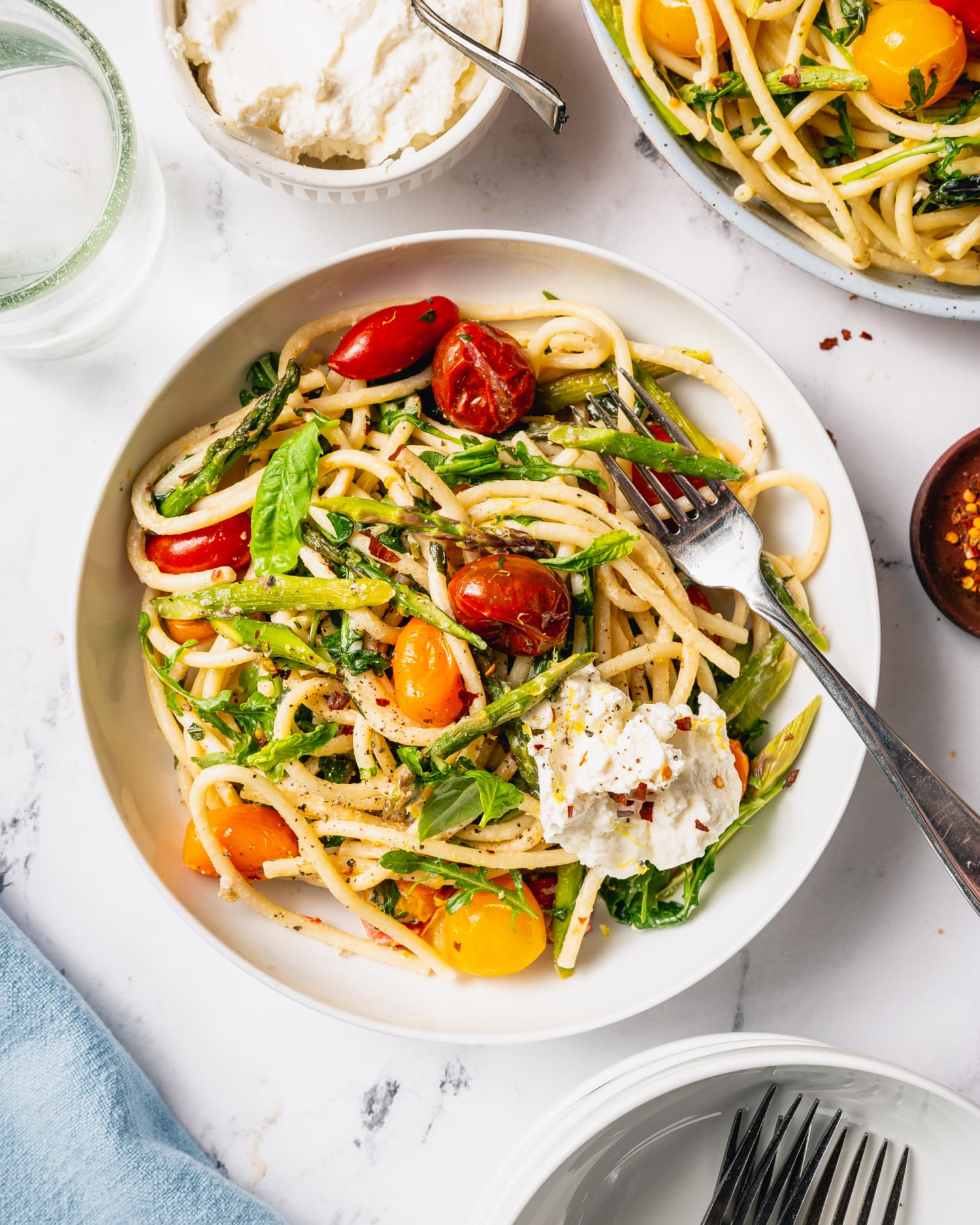 The Veggie-Packed Pasta I Can't Get Enough of Right Now