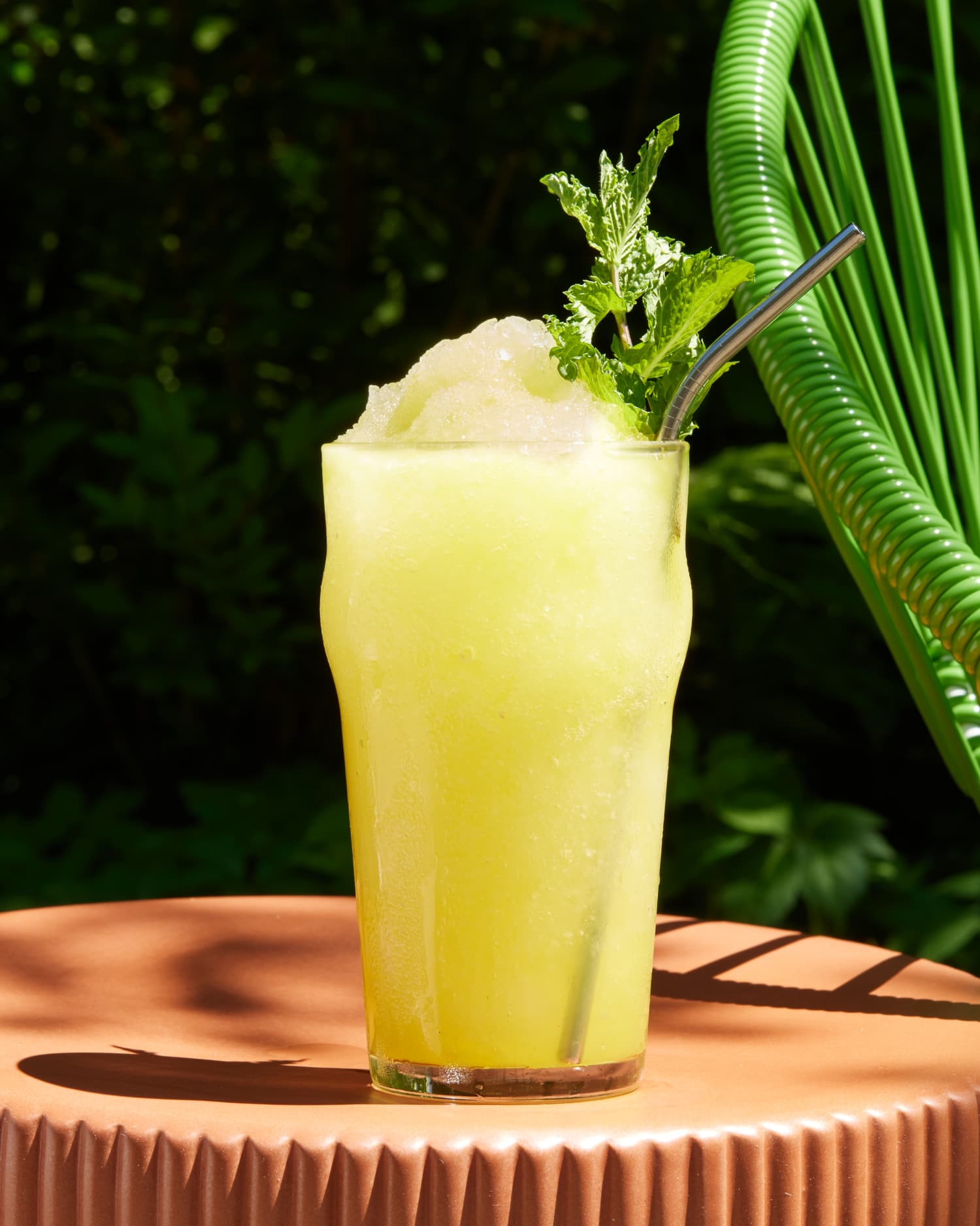 These 2-Ingredient Lemon Slushies Will Keep You Cool All Summer Long