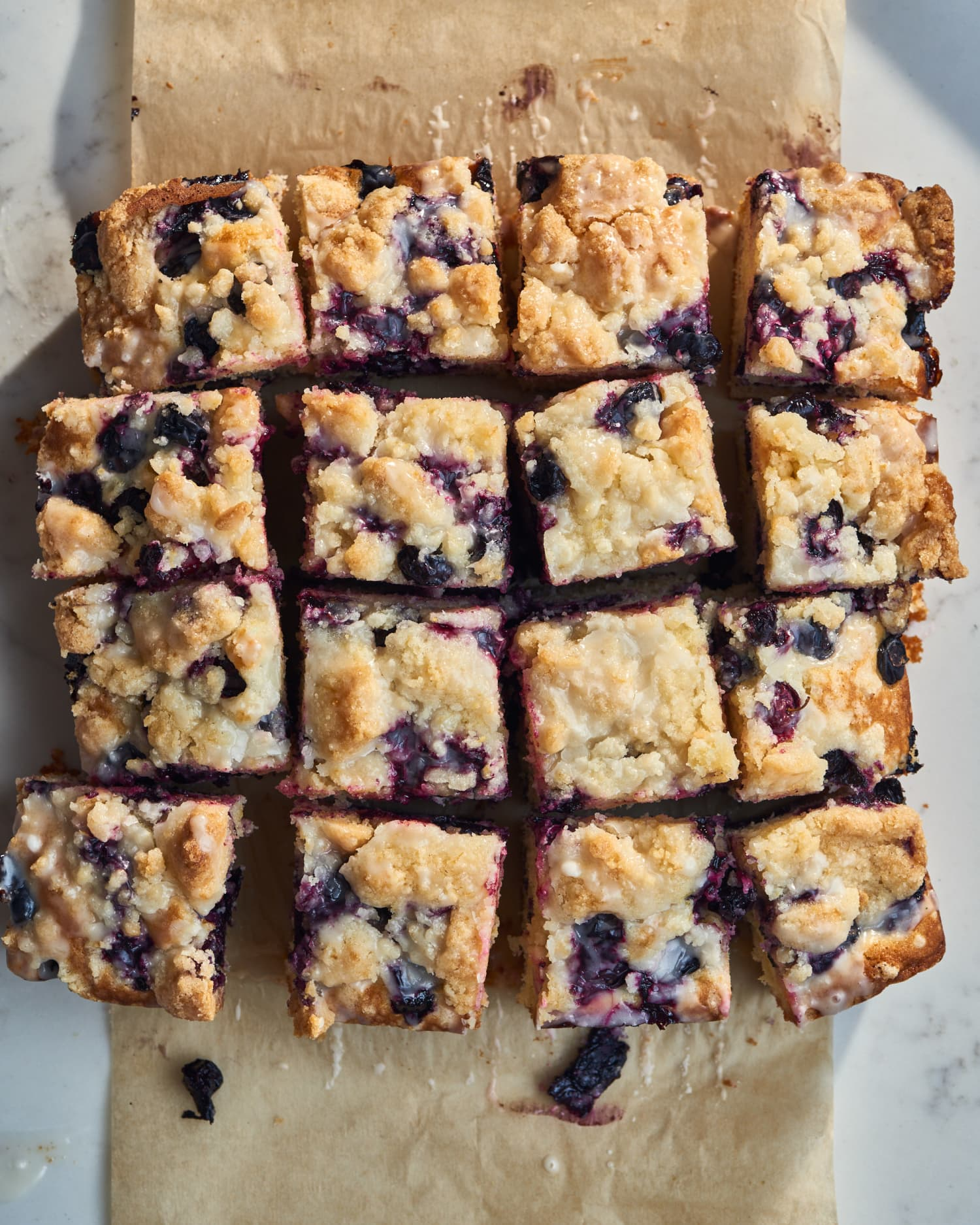 Forget Coffee Cake: This Classic Blueberry Buckle Is the Breakfast Cake You Need