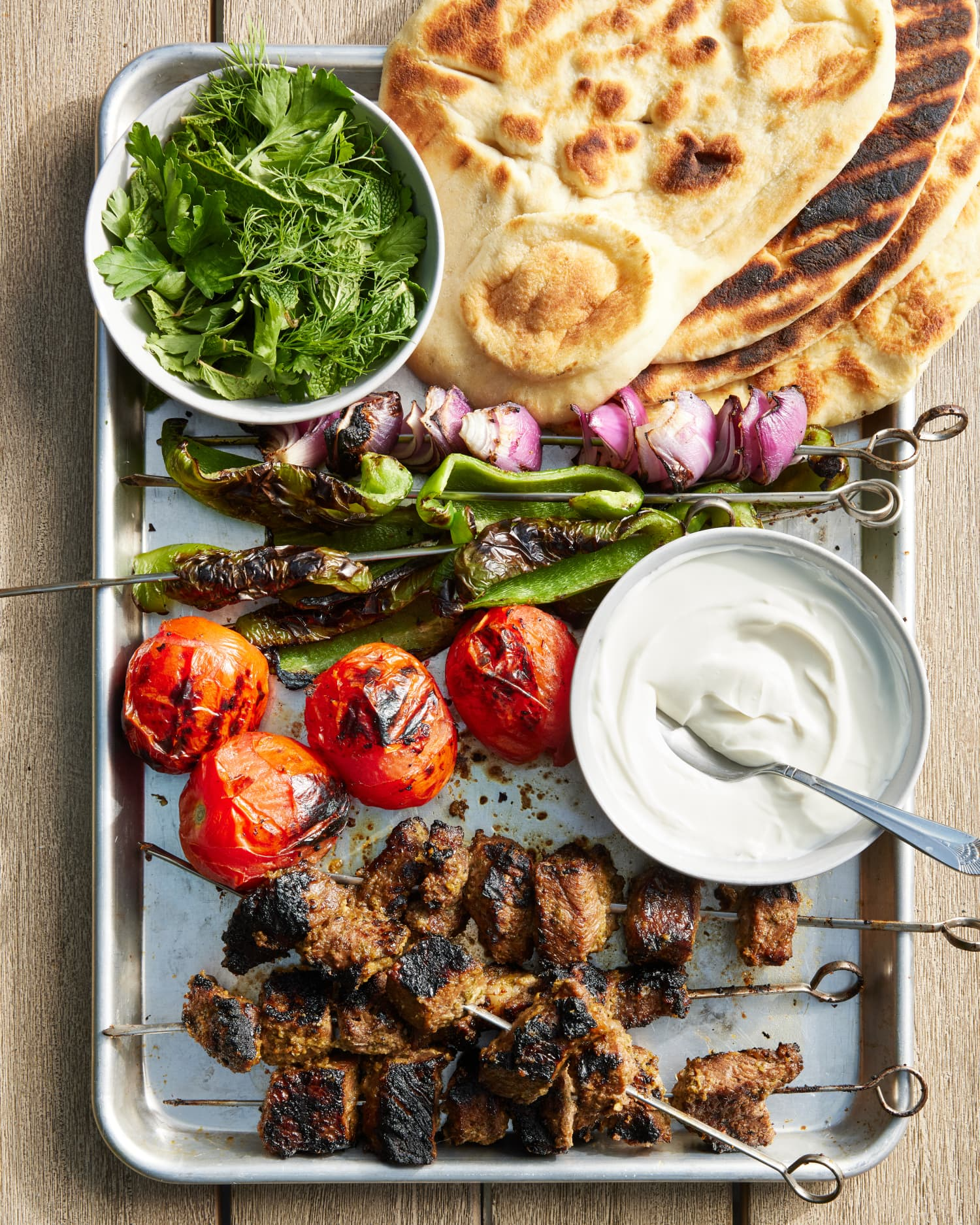 Tender, Flavor-Packed Beef Kebabs Are the Perfect Summer Dinner
