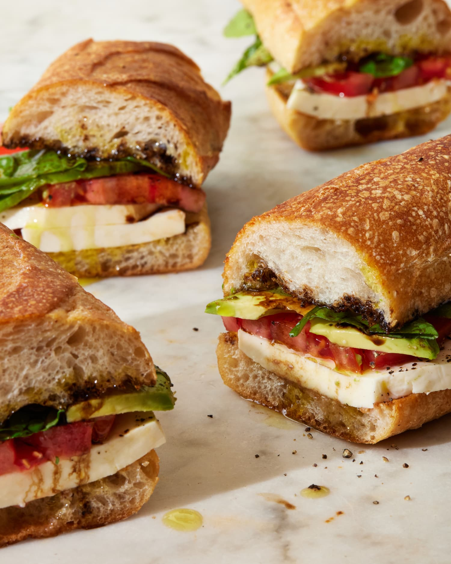 This Best-Ever Caprese Sandwich Will Be an Instant Summer Favorite
