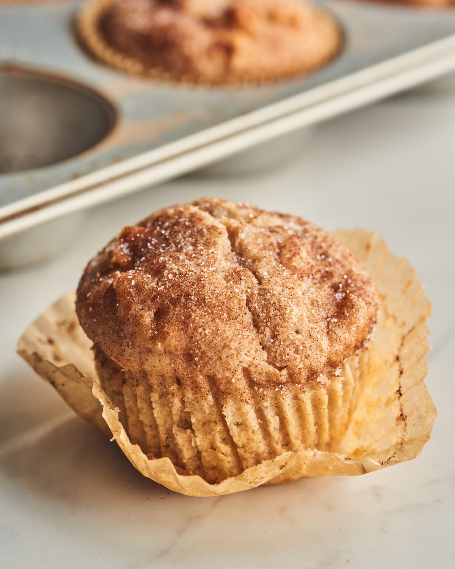 Treat Your Family to a Batch of Cozy Apple Muffins