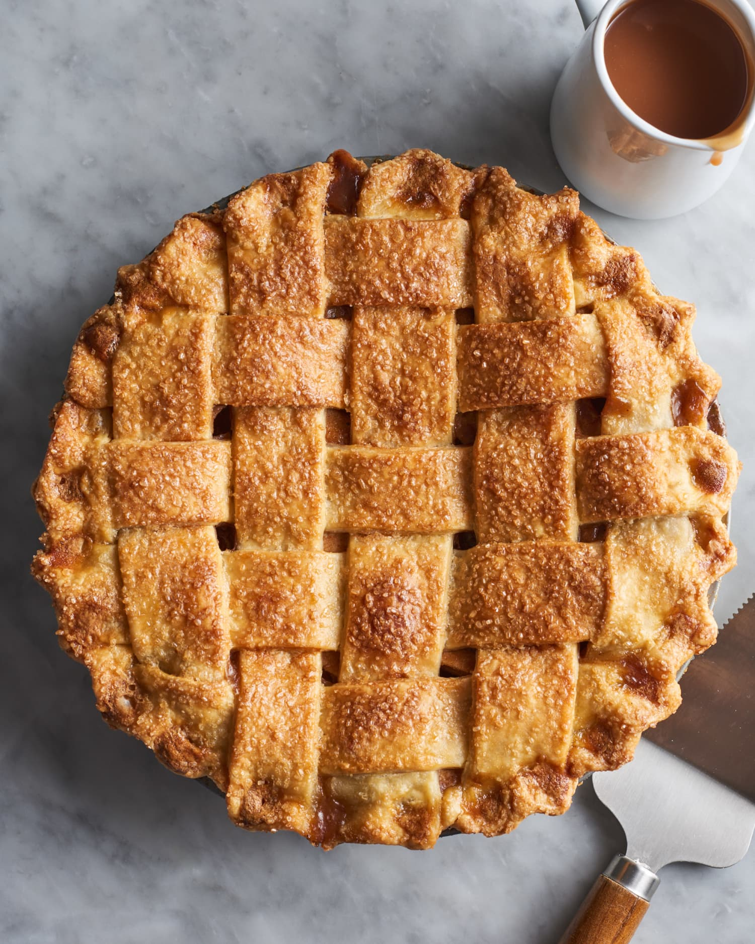 Salted Caramel Apple Pie Tastes Like a Candied Apple