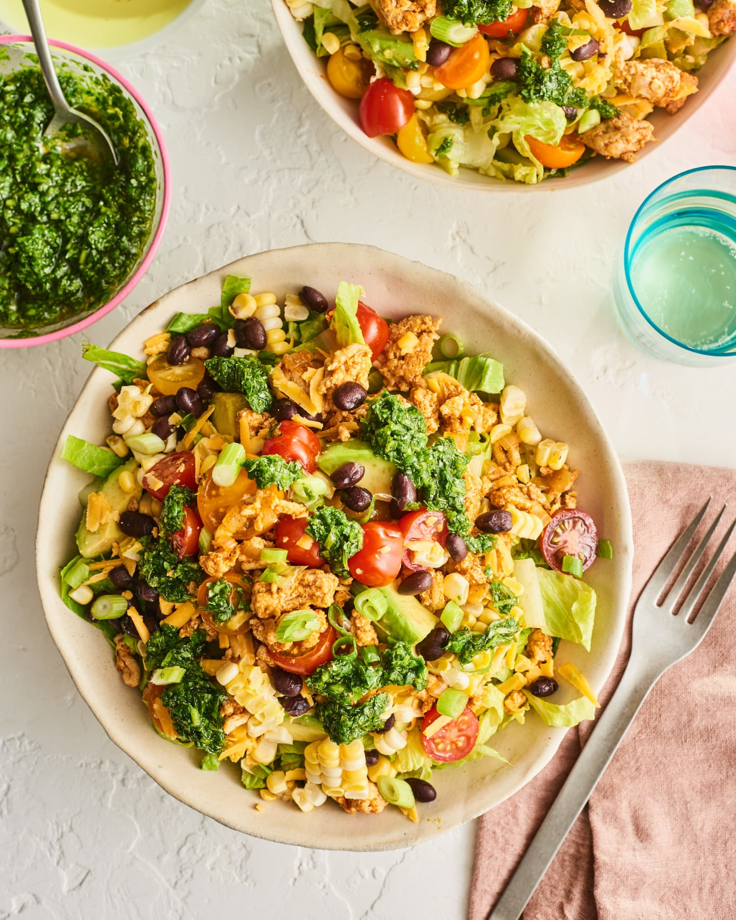You Need This California-Inspired Taco Salad in Your Life Right Now