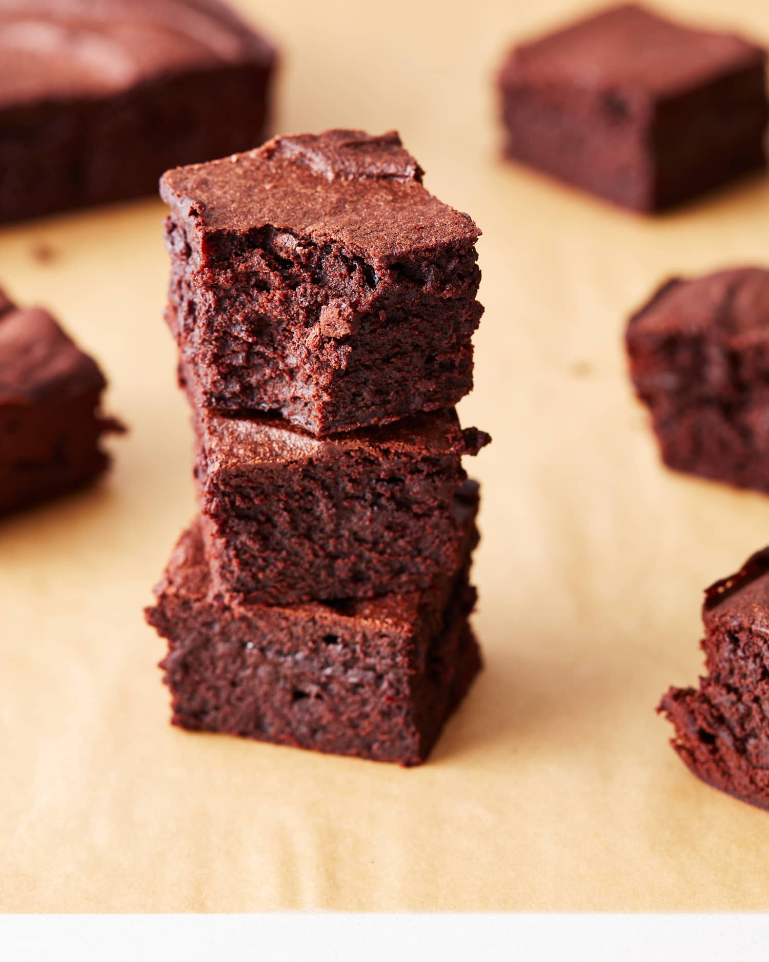 "Alton's ""Ooey"" Brownie Trick: Bake Them *Twice*"