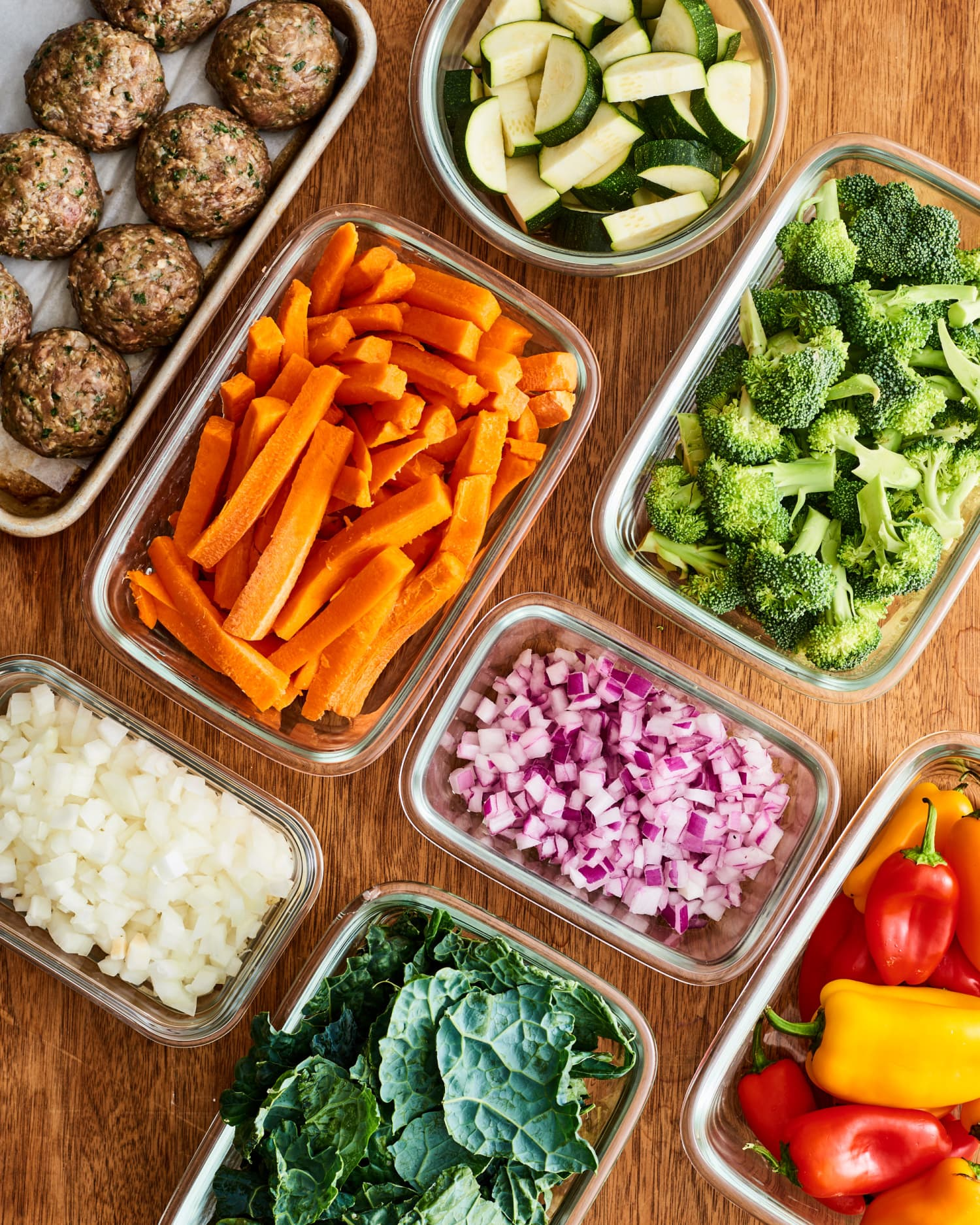 The Best Low-Carb Groceries for Faster Meal Prep