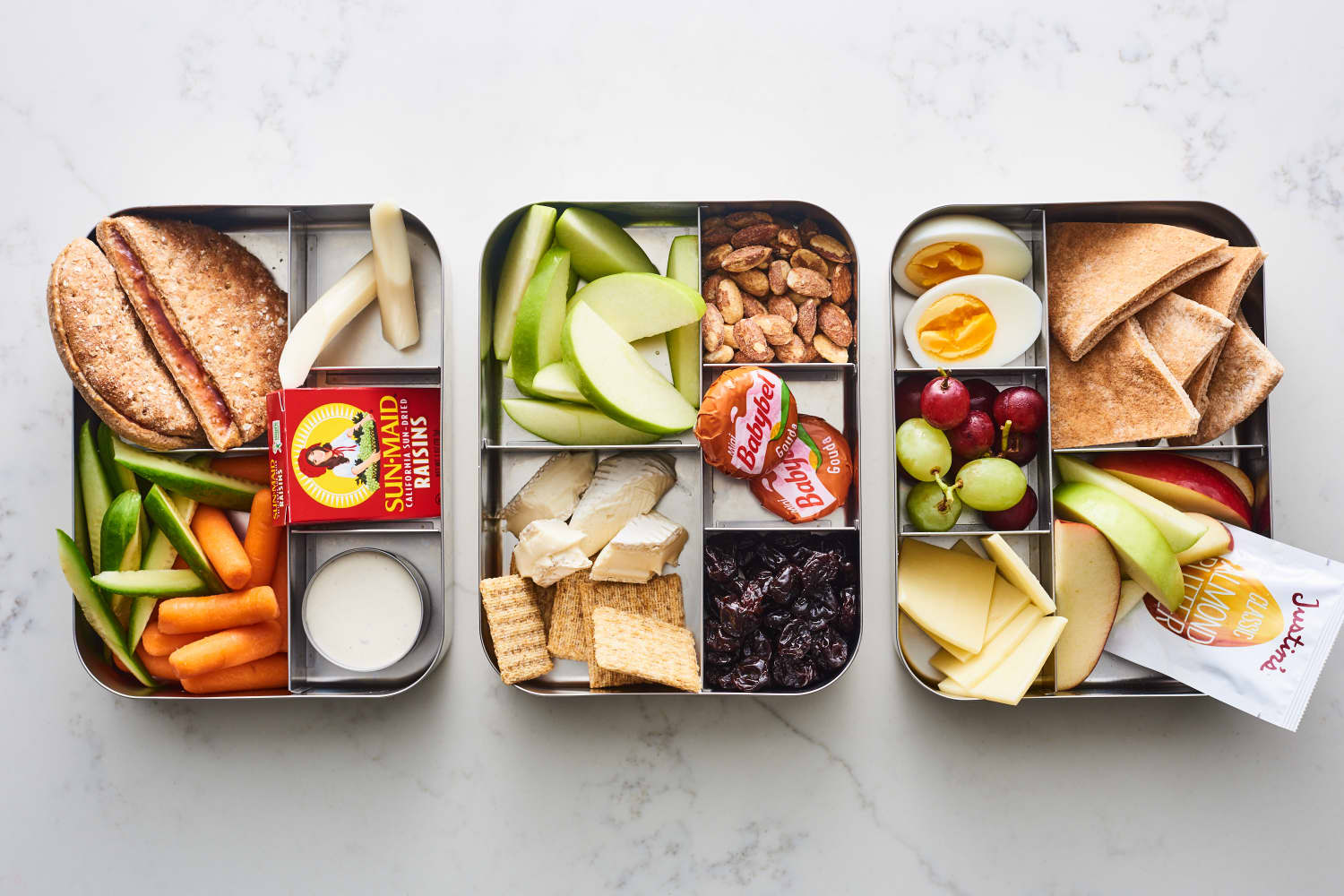 Here's How 10 Grade-School Parents Make Packing School Lunches Easier