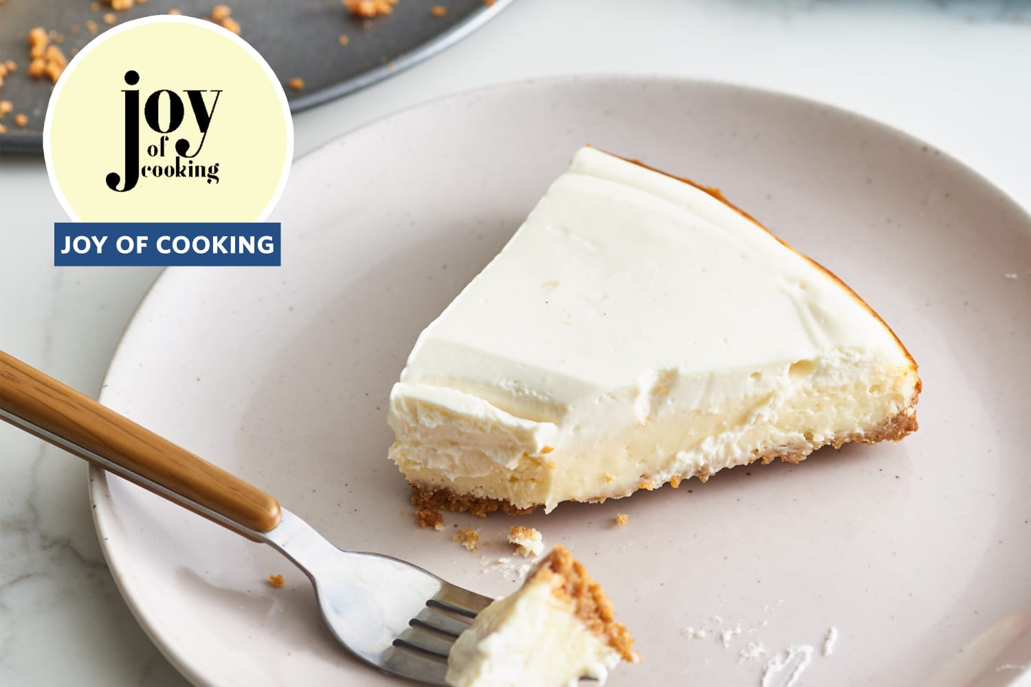 """Why the Old-School """"Joy of Cooking"""" Cheesecake Recipe Did Not Bring Me Joy"""