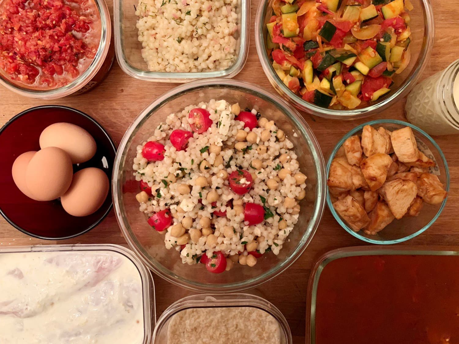 Meal Prep Plan: How I Prep a Week of 1500-Calorie Days in 2 Hours