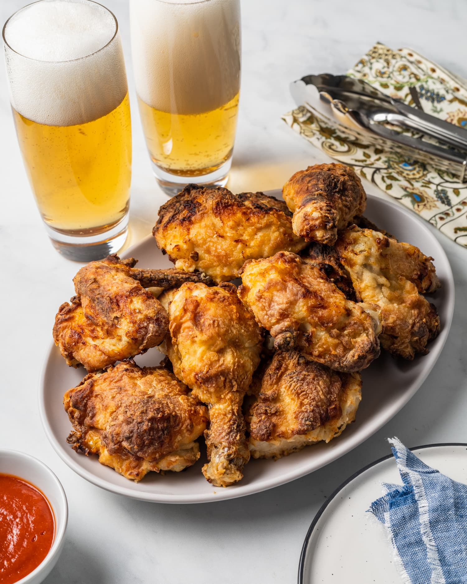 Skip the Deep-Frying and Make Crispy, Juicy Fried Chicken in the Air Fryer