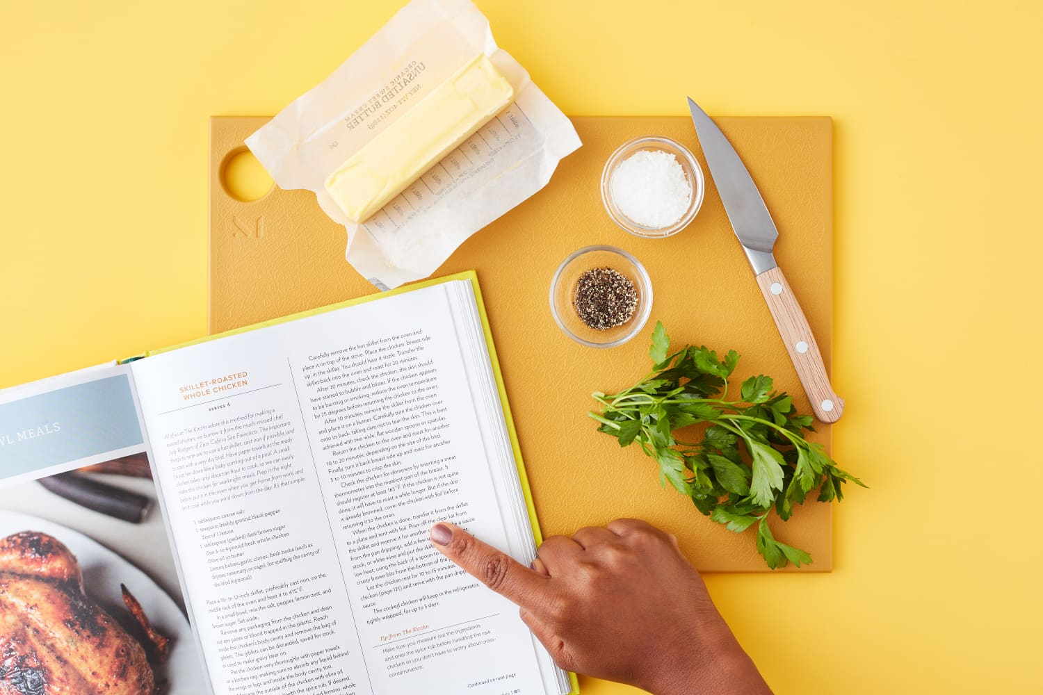 How to Read a Recipe Like a Pro Chef