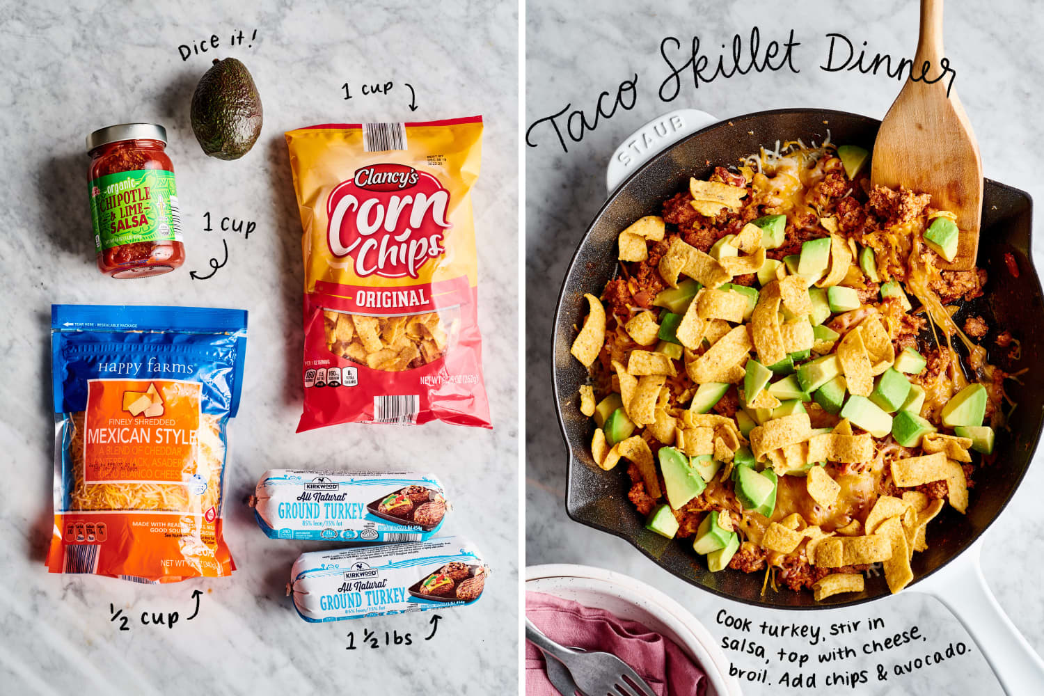 These 5-Ingredient Aldi Dinners Are Impossibly Easy