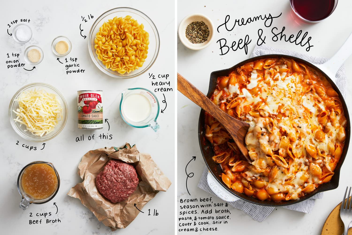 5 Quick Dinners That Start with a Pound of Ground Beef