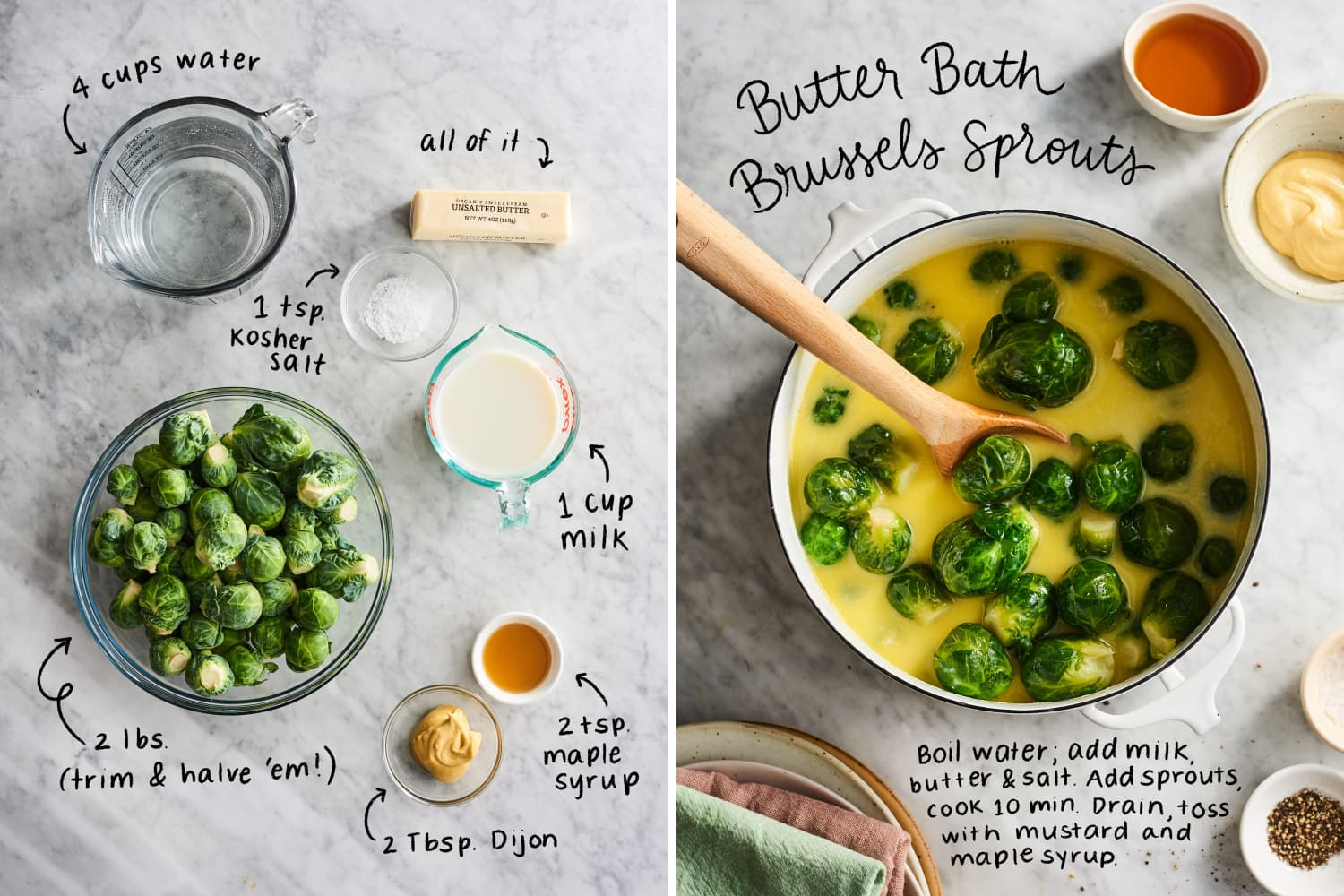5 Thanksgiving Vegetables You Can Cook in a Butter Bath