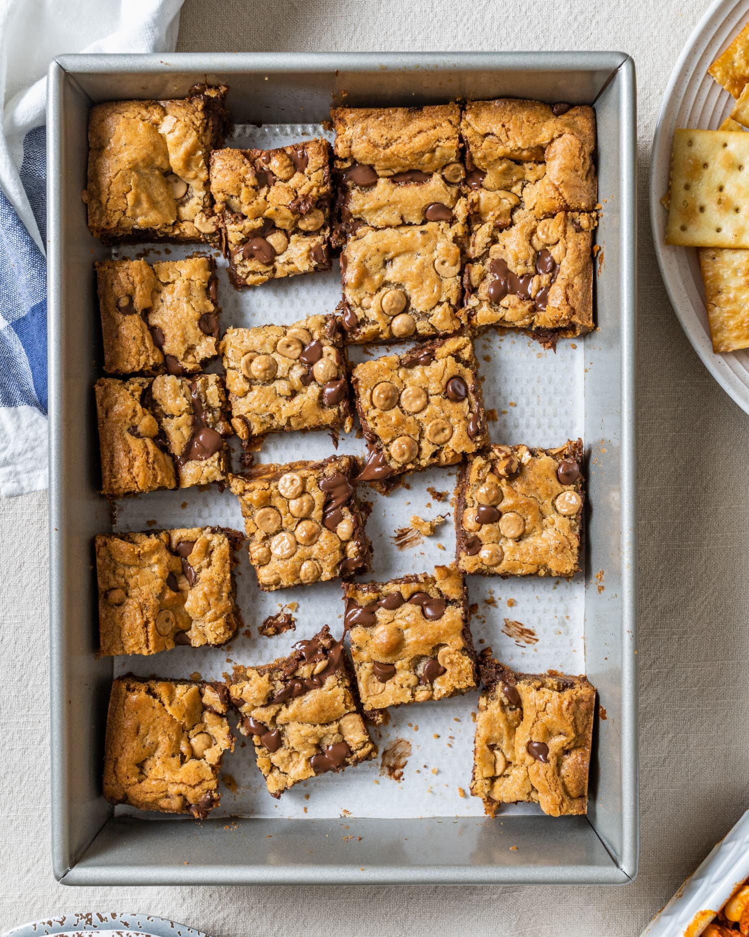 The 10-Minute Upgrade for Superior Blondies