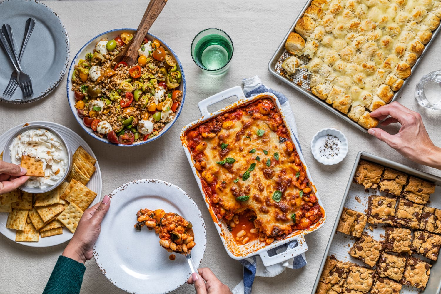 Your Ultimate Potluck Menu: 5 Foolproof Dishes Guaranteed to Please