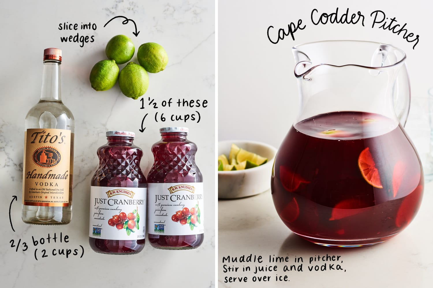 Memorize These 5 Ridiculously Simple 3-Ingredient Pitcher Cocktails