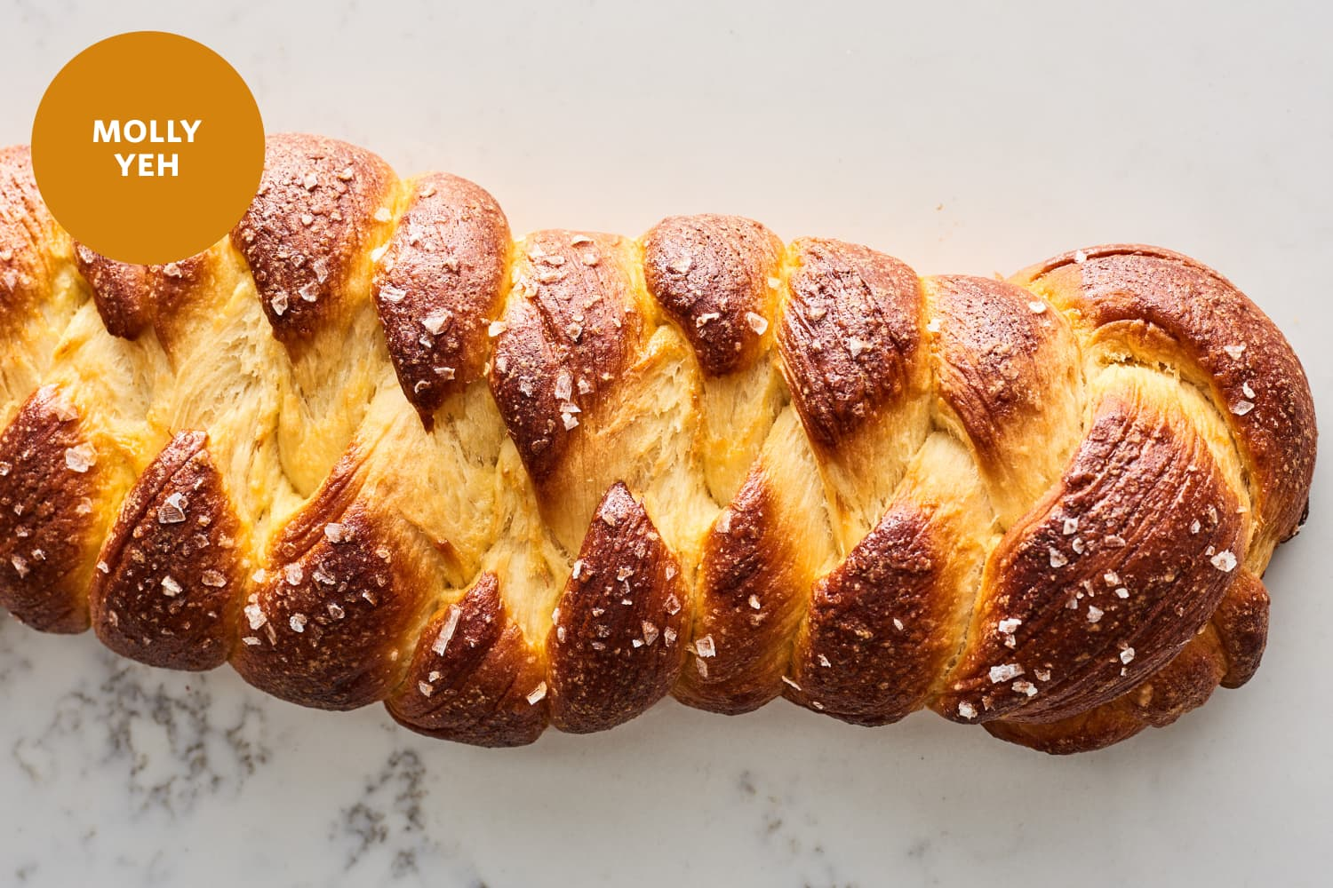 I Tried Molly Yeh's Classic Challah Recipe (& Here's What I Thought)