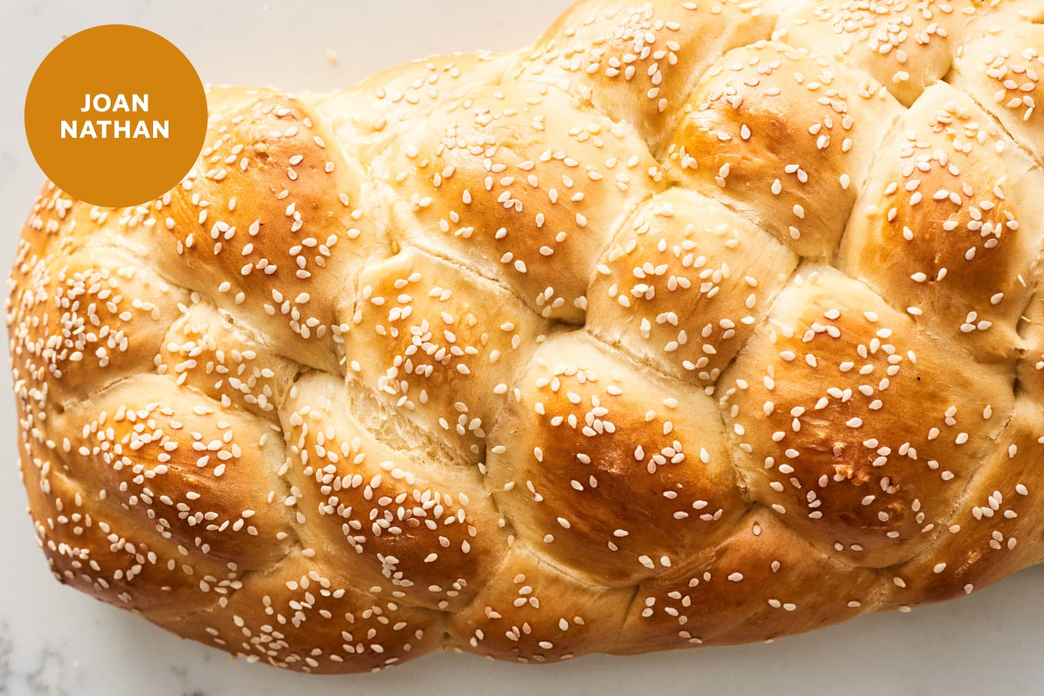 Joan Nathan Has a Clever Tip for Gorgeous, Glossy Loaves of Challah