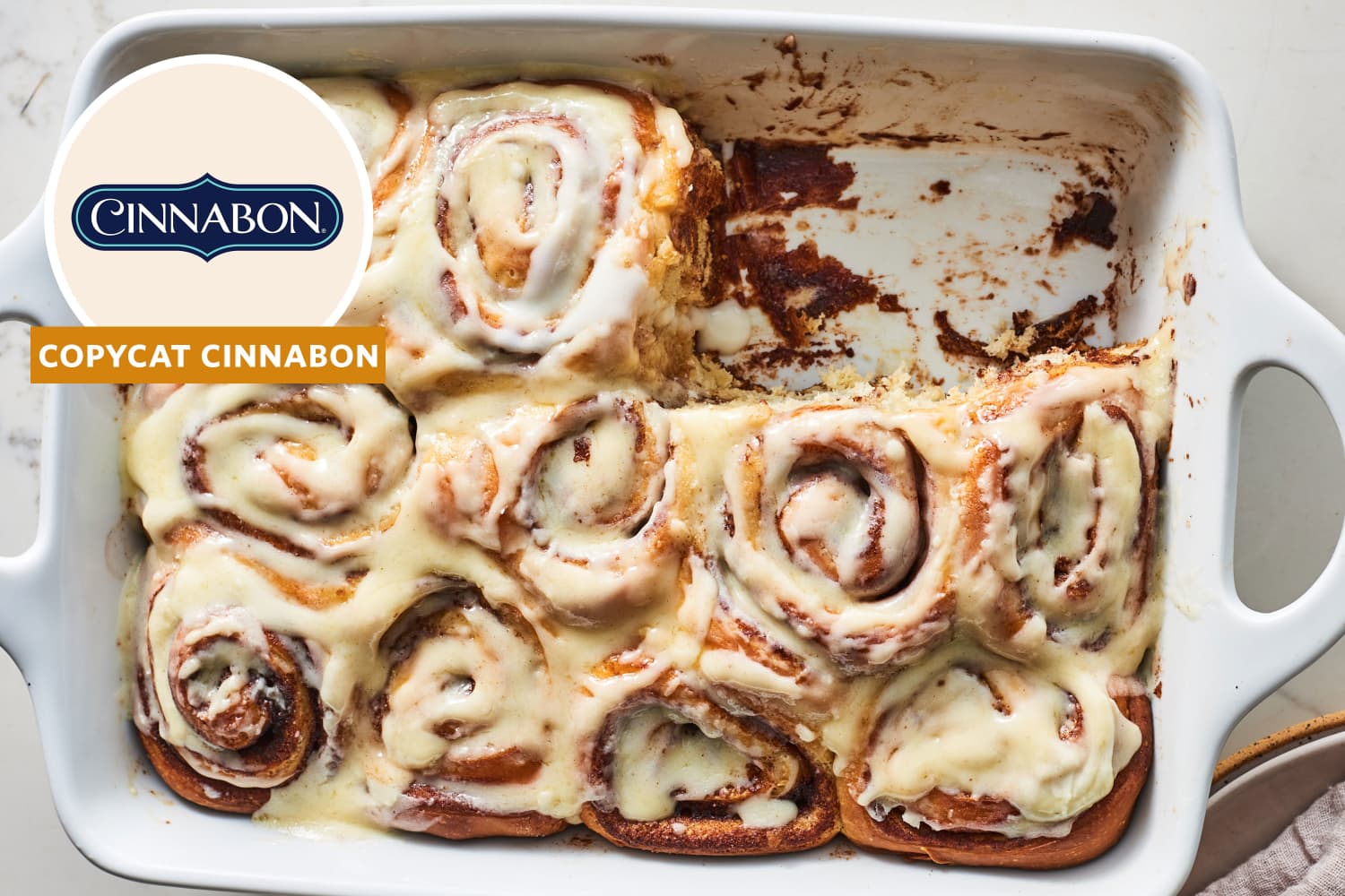 I Tried the Internet's Most Popular Copycat Recipe of Cinnabon Cinnamon Rolls