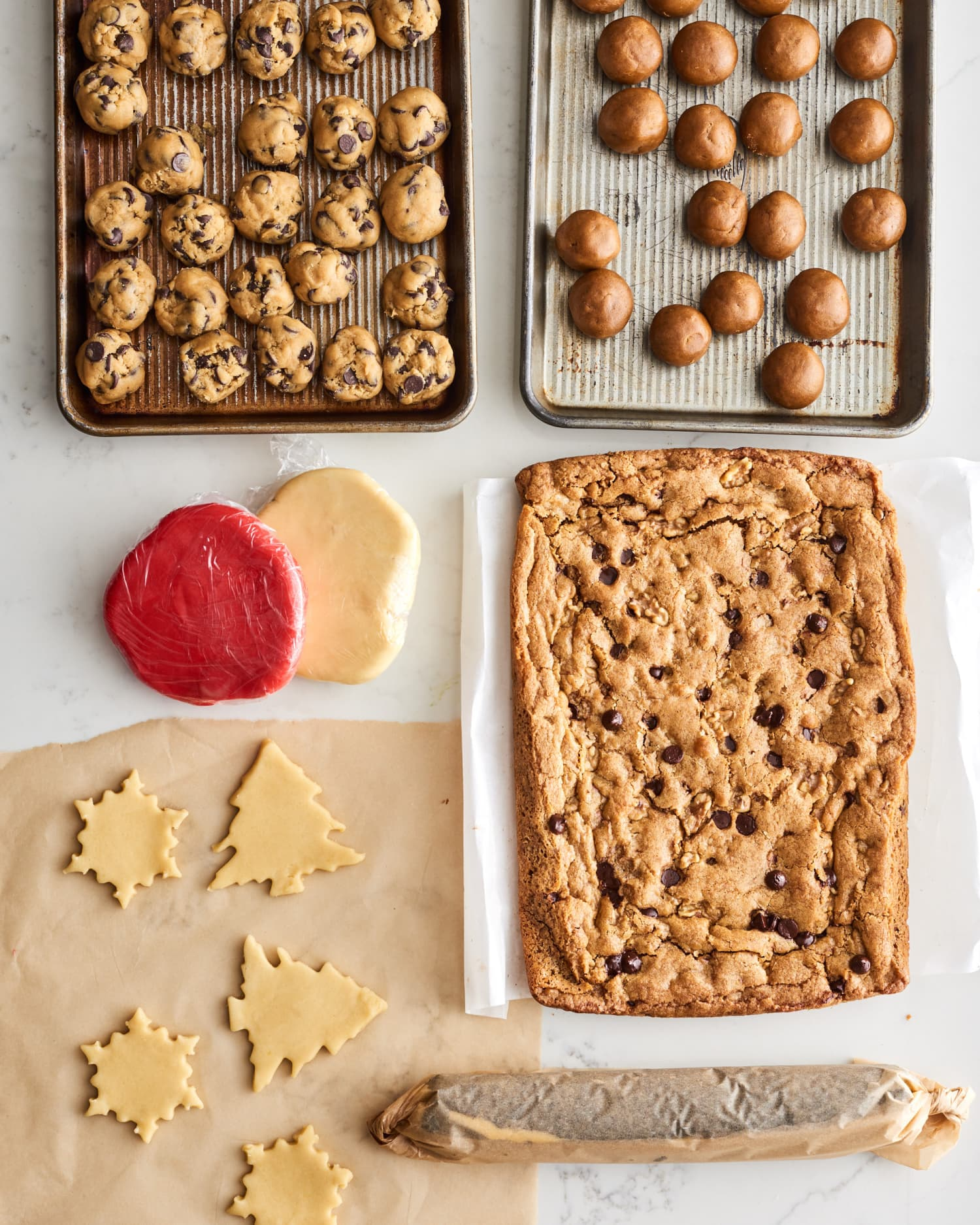 Here's How to Prep Every Cookie You'll Need This Month in Just 2 Hours
