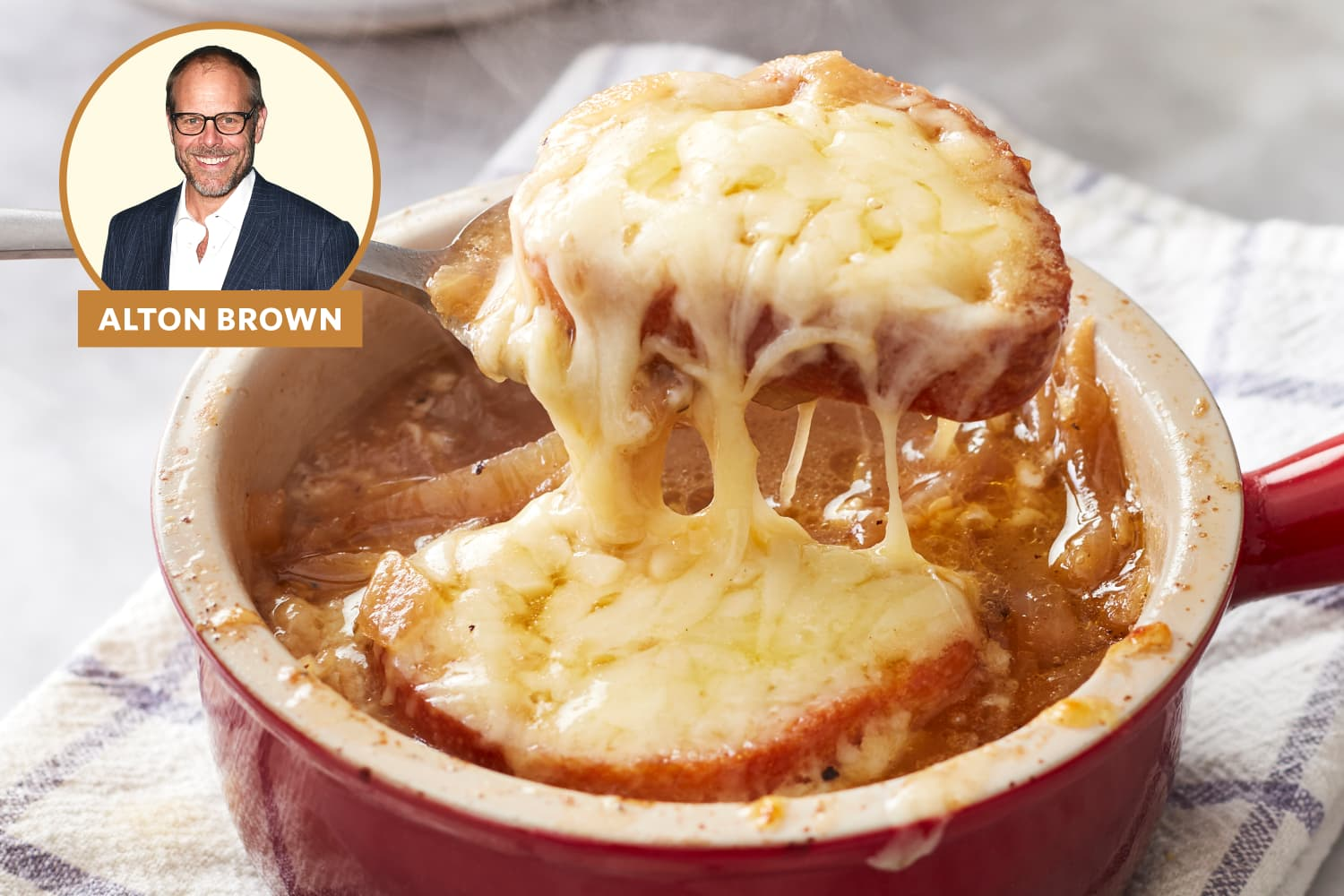 The Problem With Alton Brown's French Onion Soup Recipe