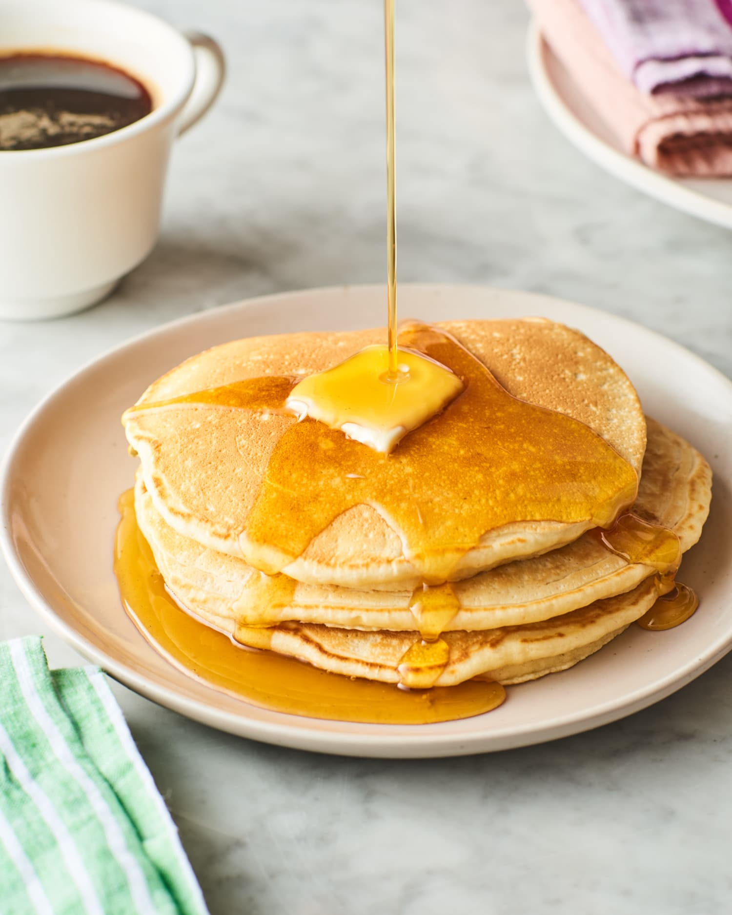The Special Ingredient in King Arthur Flour's Pancakes Makes Them Practically Perfect