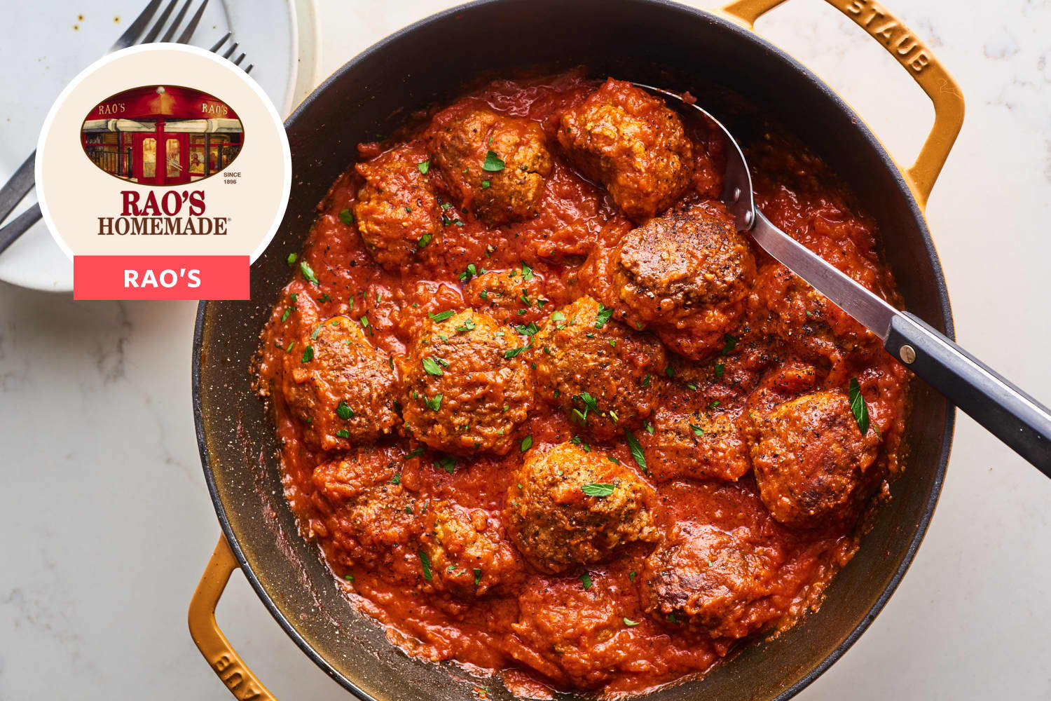 Is the Rao's Family Meatball Recipe As Good As Their Sauce? I Tried It to Find Out