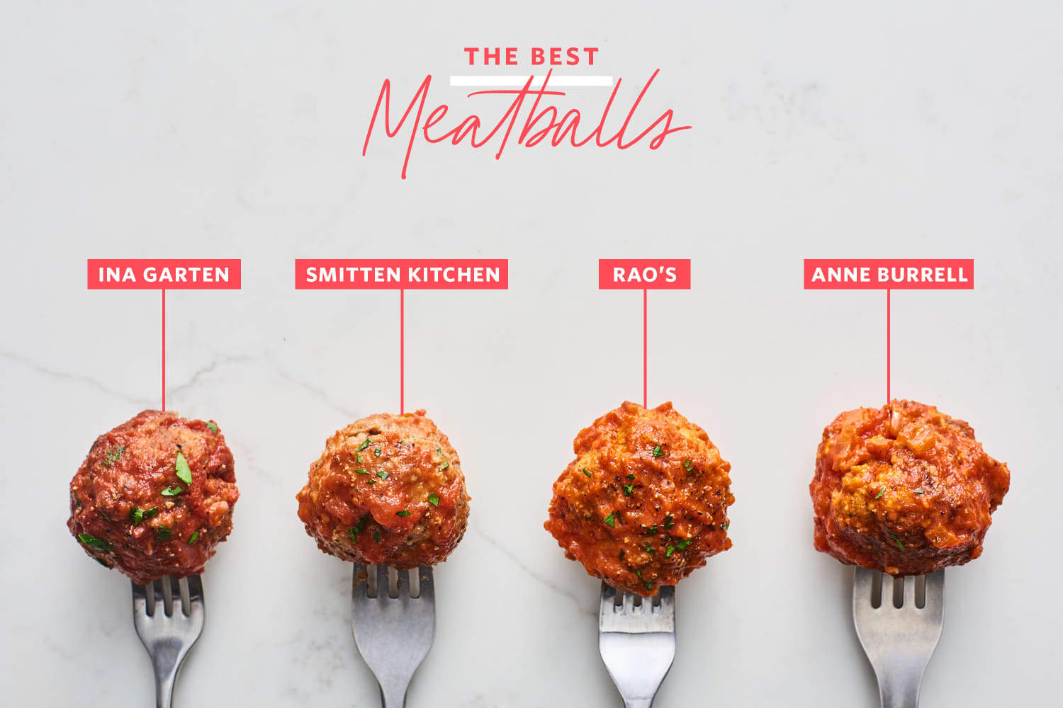 We Tested 4 Famous Meatball Recipes and Found a Clear Winner