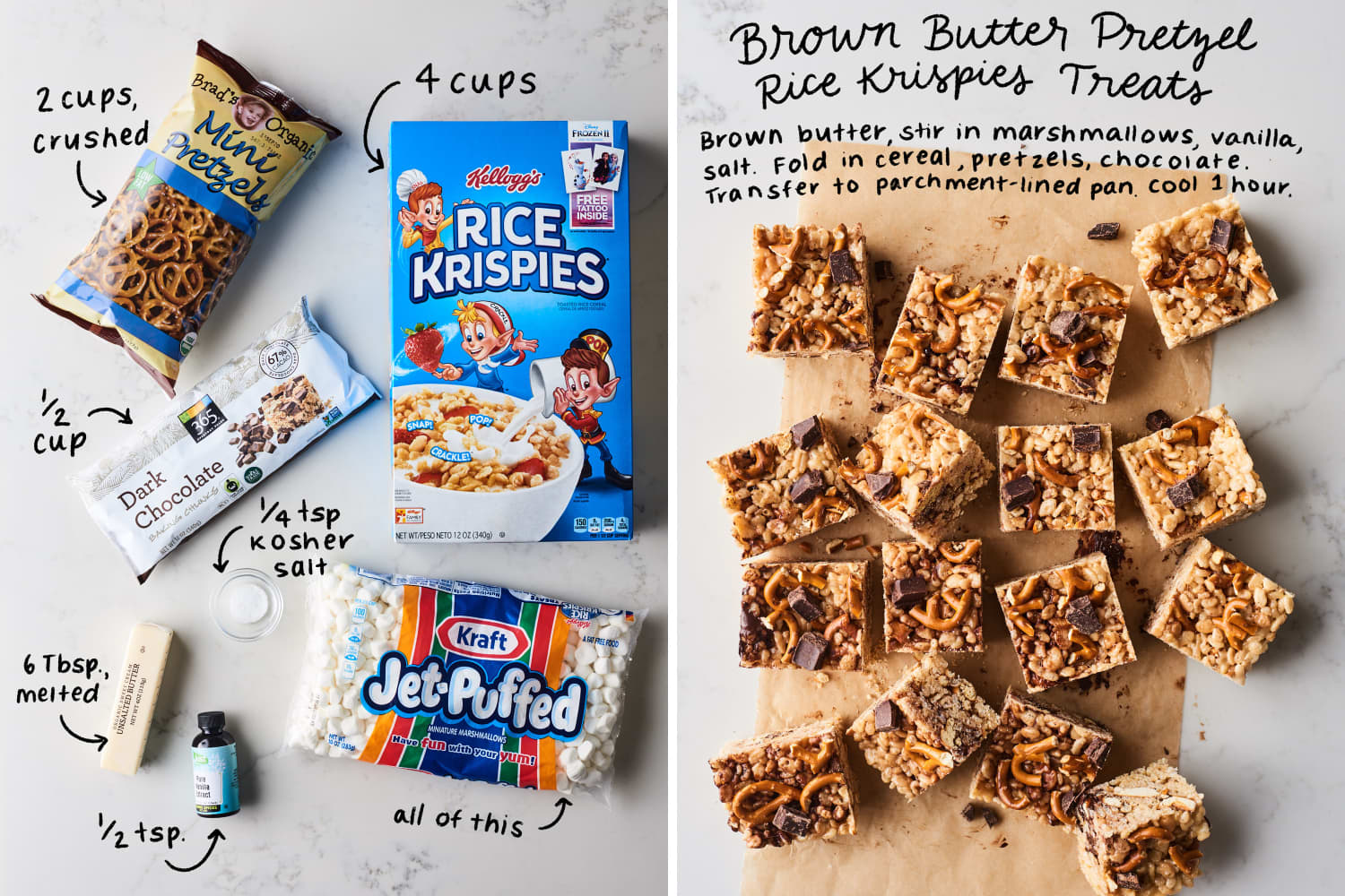 5 Easy Ways to Make Rice Krispies Treats Even Better