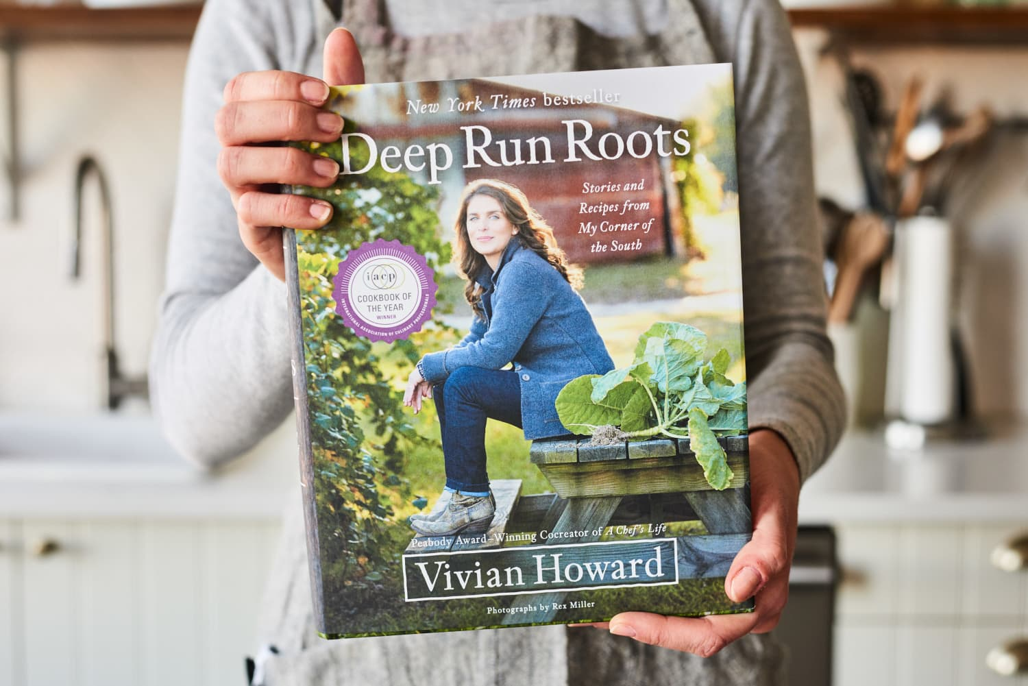 "Let's Get Cooking! Kitchn's March Cookbook Club Pick Is ""Deep Run Roots"" by Vivian Howard."
