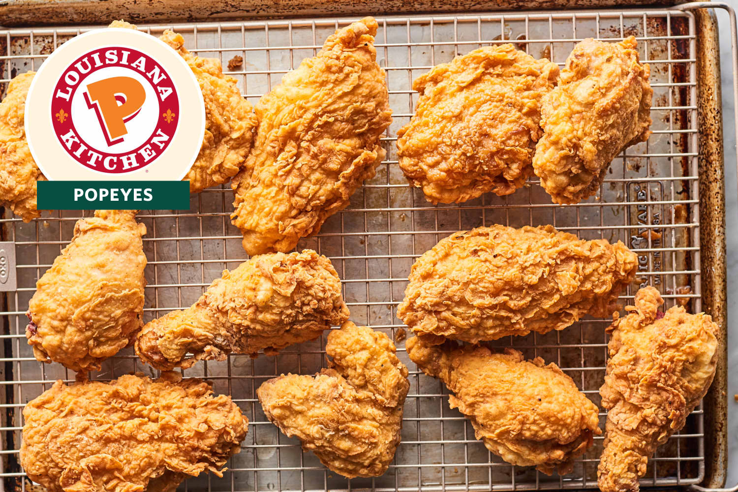 This Fried Chicken Is Extra Crispy and Crunchy, Thanks to One Extra Step