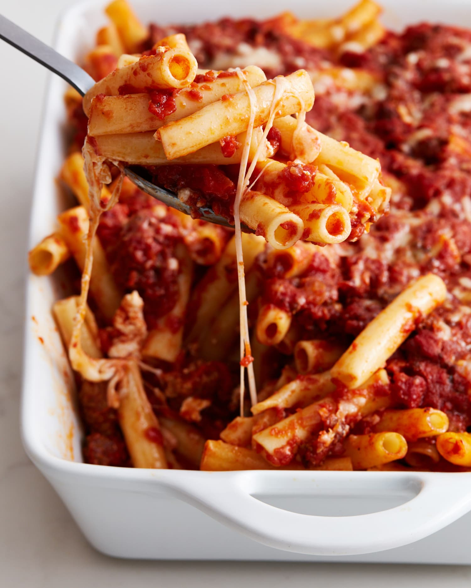 This Soprano's-Inspired Baked Ziti Recipe Is as Good as You'd Expect