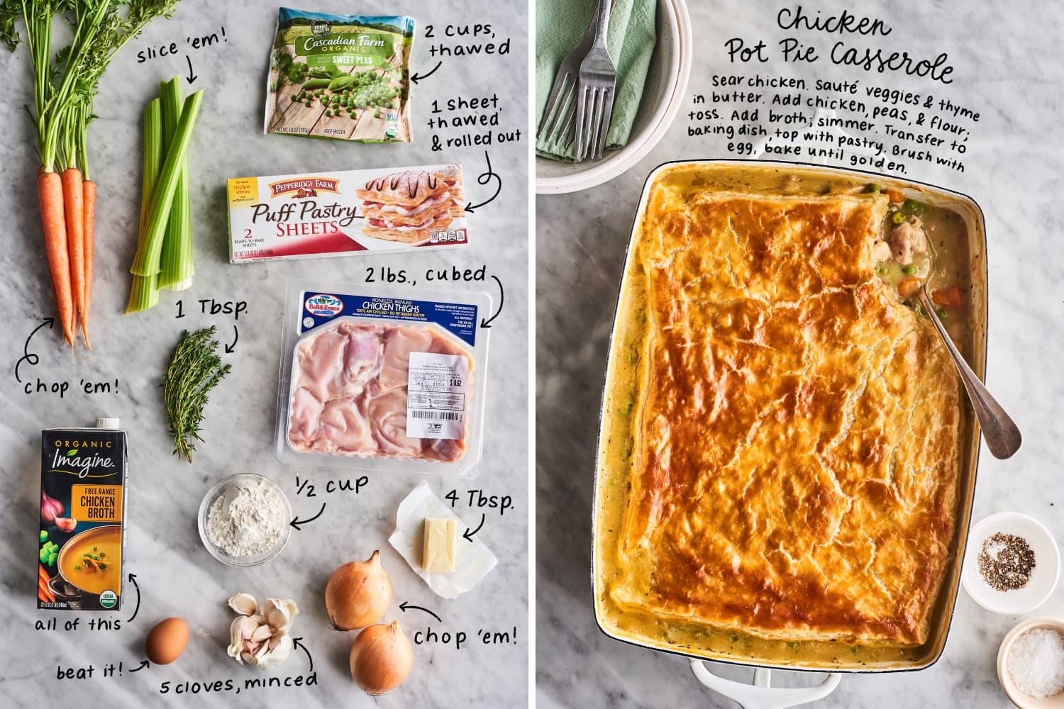 These 5 Easy, Comforting Chicken Casseroles Are Exactly What You Need Right Now