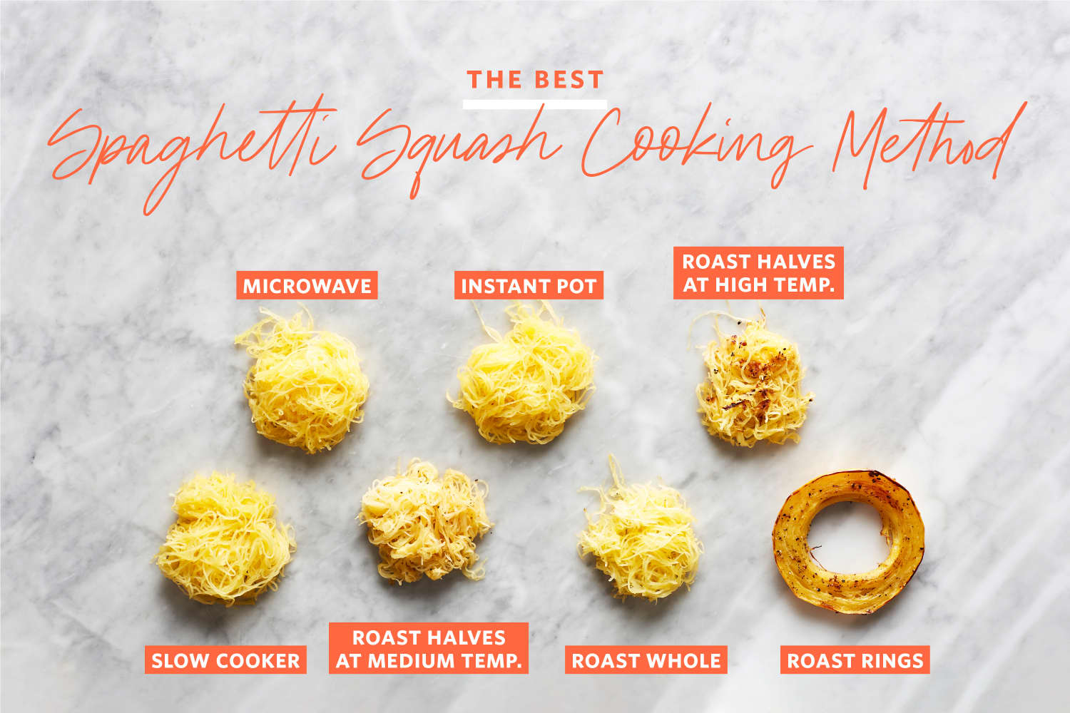 We Tried 7 Methods for Cooking Spaghetti Squash and Found 2 Winners