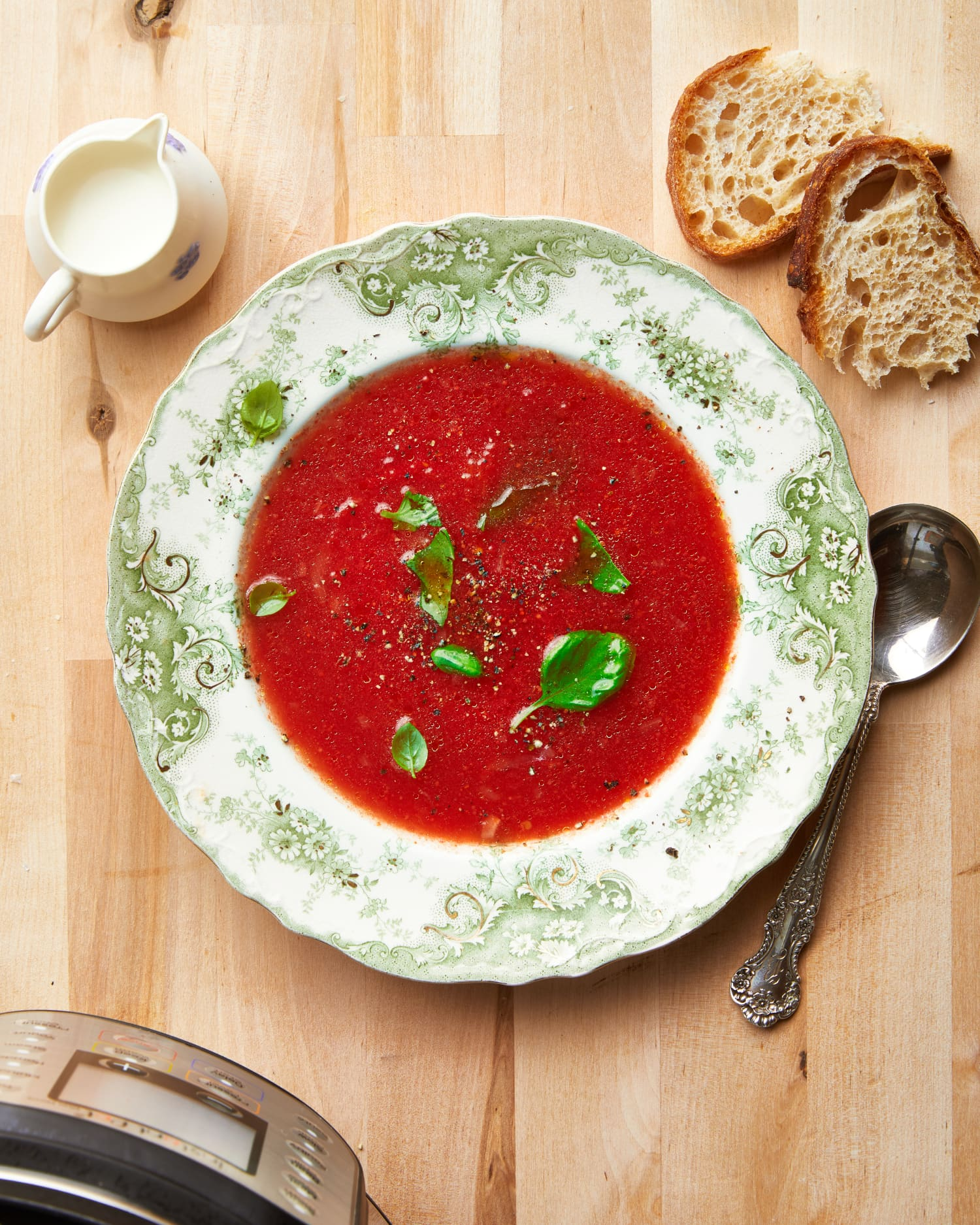 Freeze a Batch of Instant Pot Tomato Soup Before Summer Ends