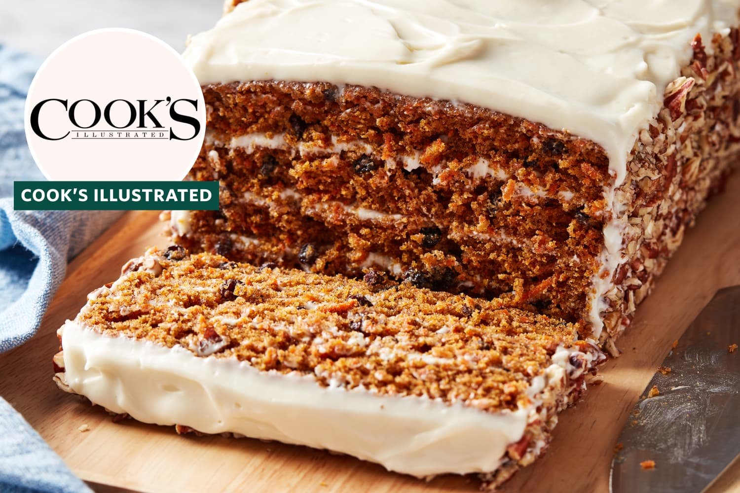 I Tried Cook's Illustrated Rule-Breaking Carrot Cake (and Honestly, I Can't Stop Eating It)
